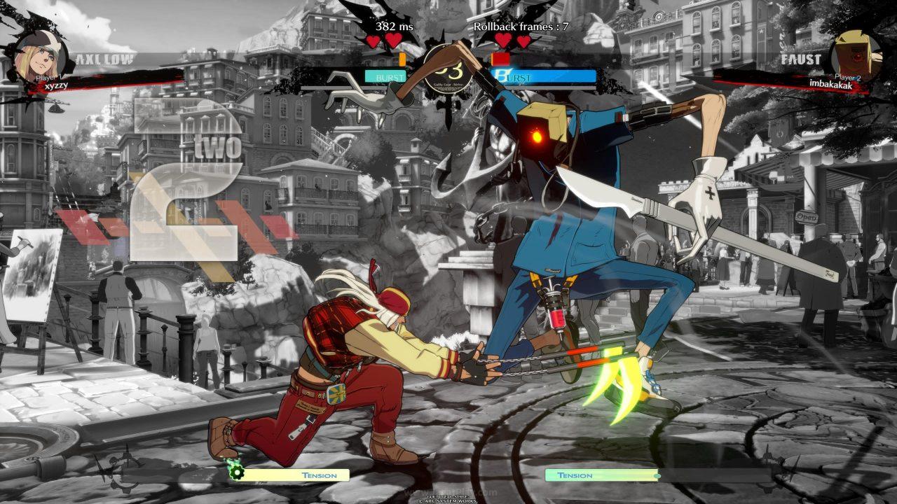 Guilty Gear Strive open beta jagatplay 86