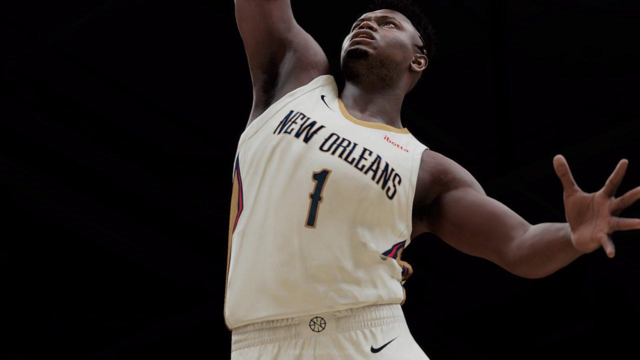 NBA 2K21 next gen jagatplay 105 1