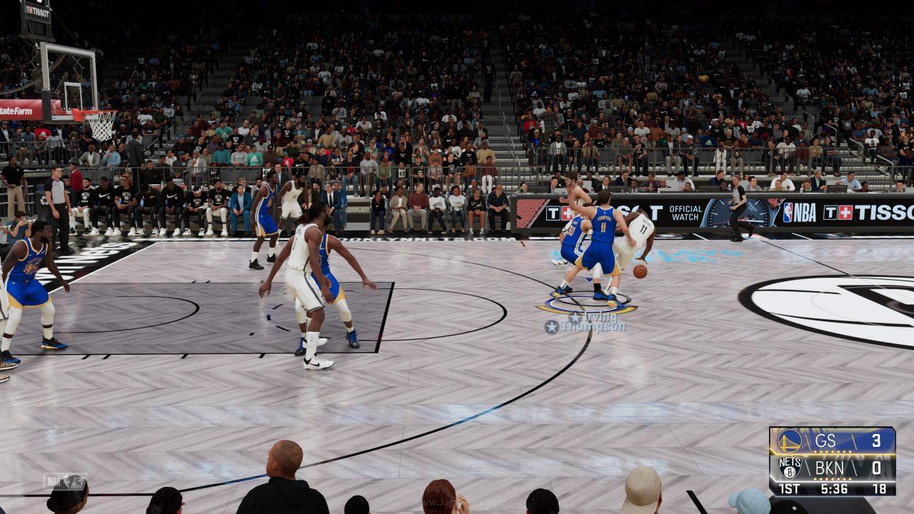 NBA 2K21 next gen jagatplay 107