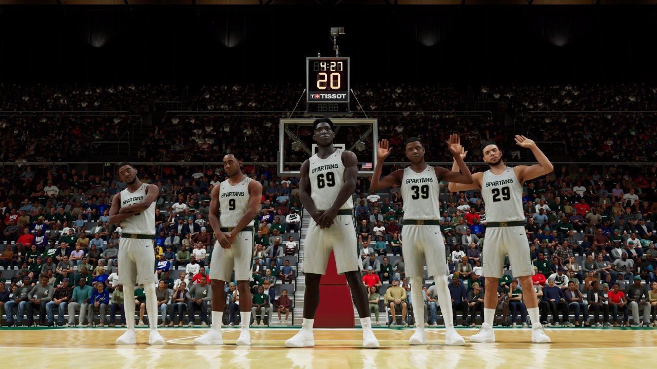 NBA 2K21 next gen jagatplay 33 1