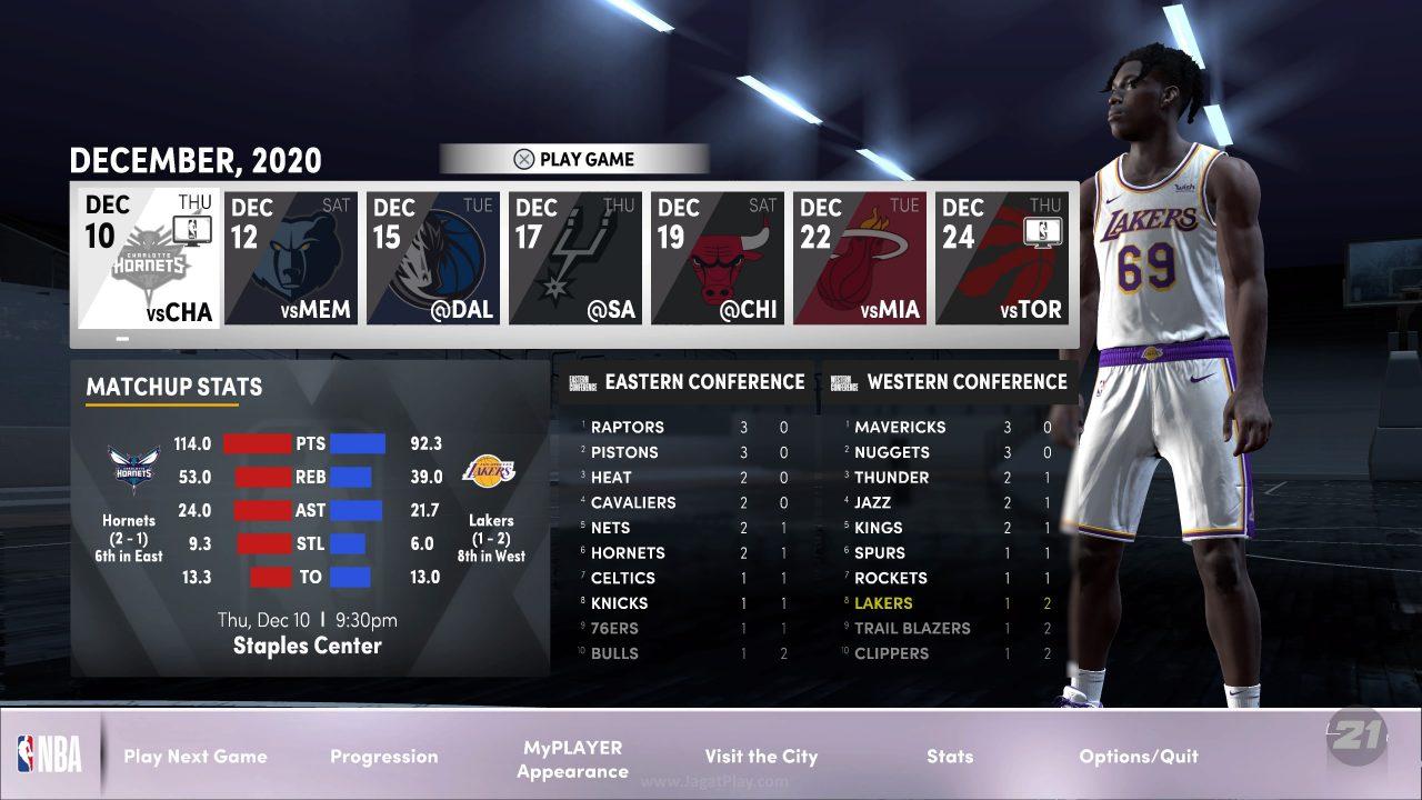 NBA 2K21 next gen jagatplay 69