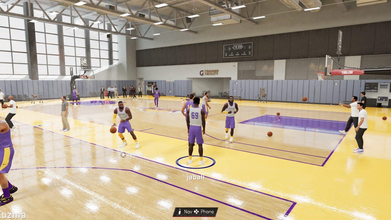 NBA 2K21 next gen jagatplay 71