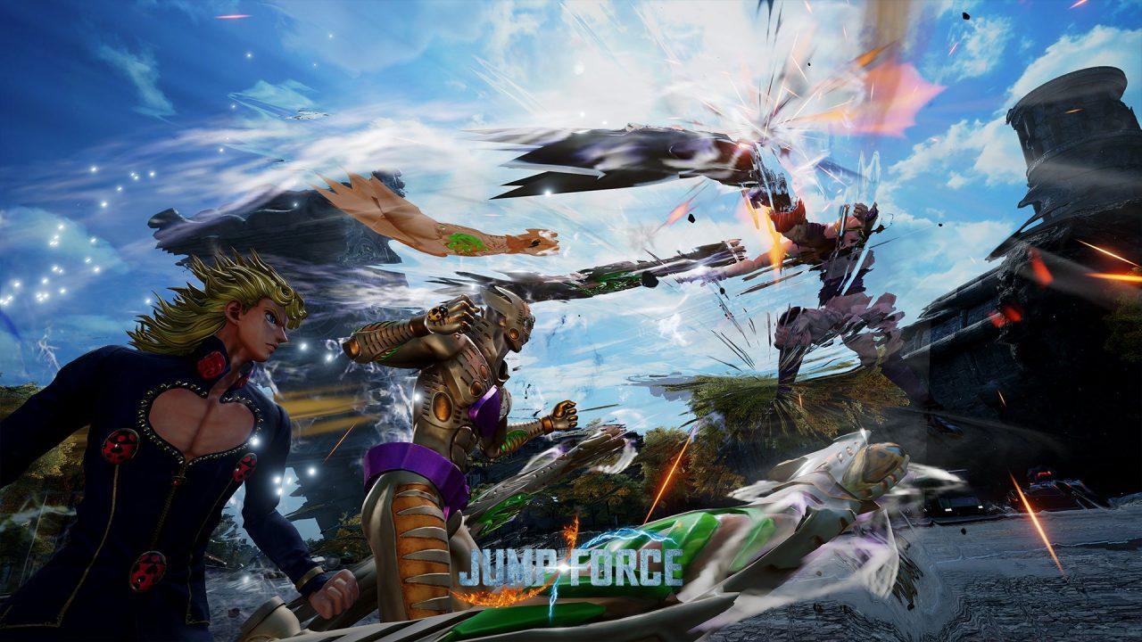 jump force giorno1 1