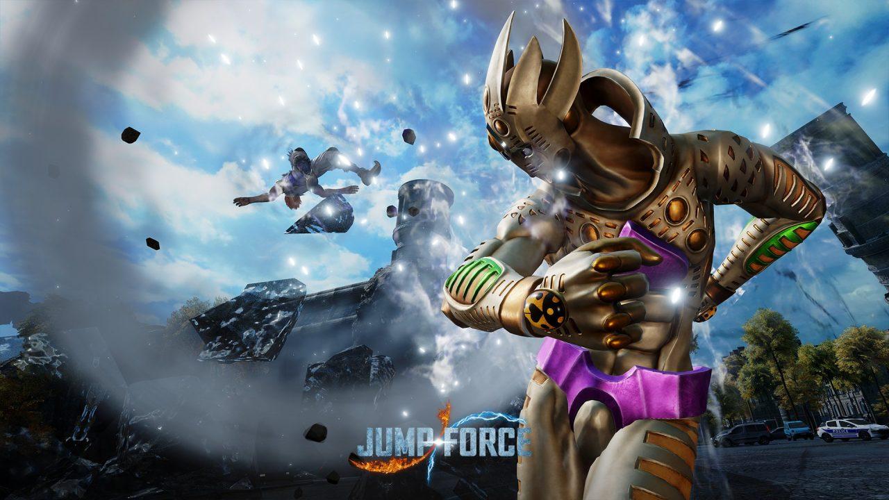 jump force giorno2