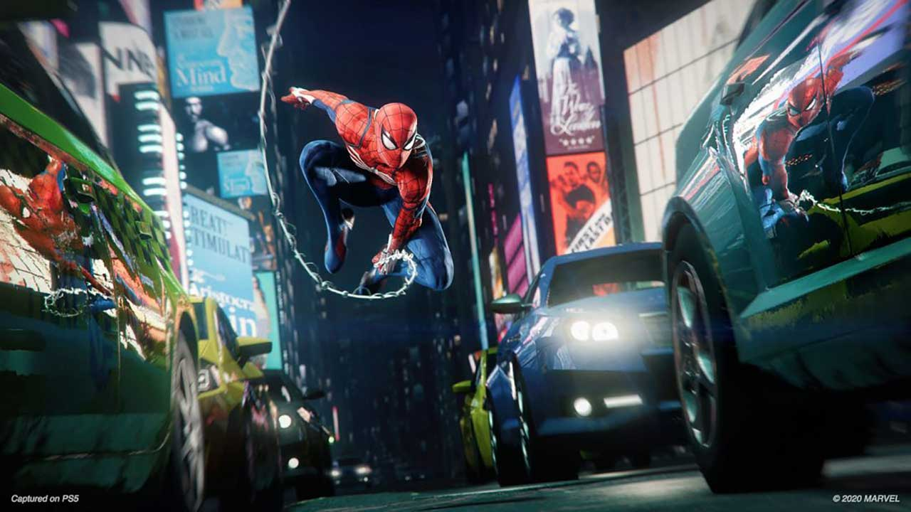marvels spiderman remastered 4