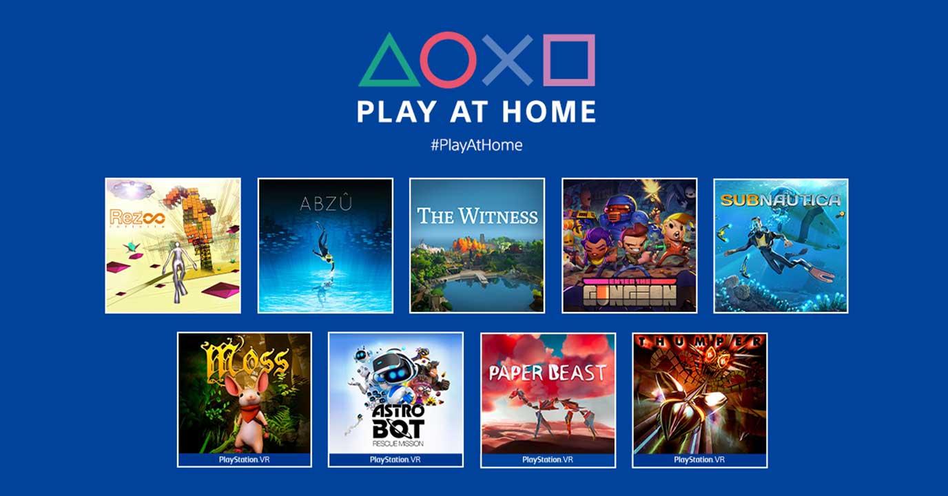 play at home