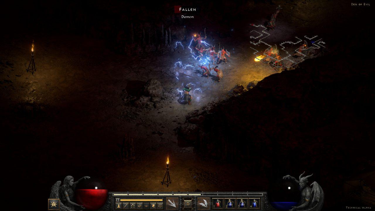 Diablo II Resurrected technical alpha jagatplay 13
