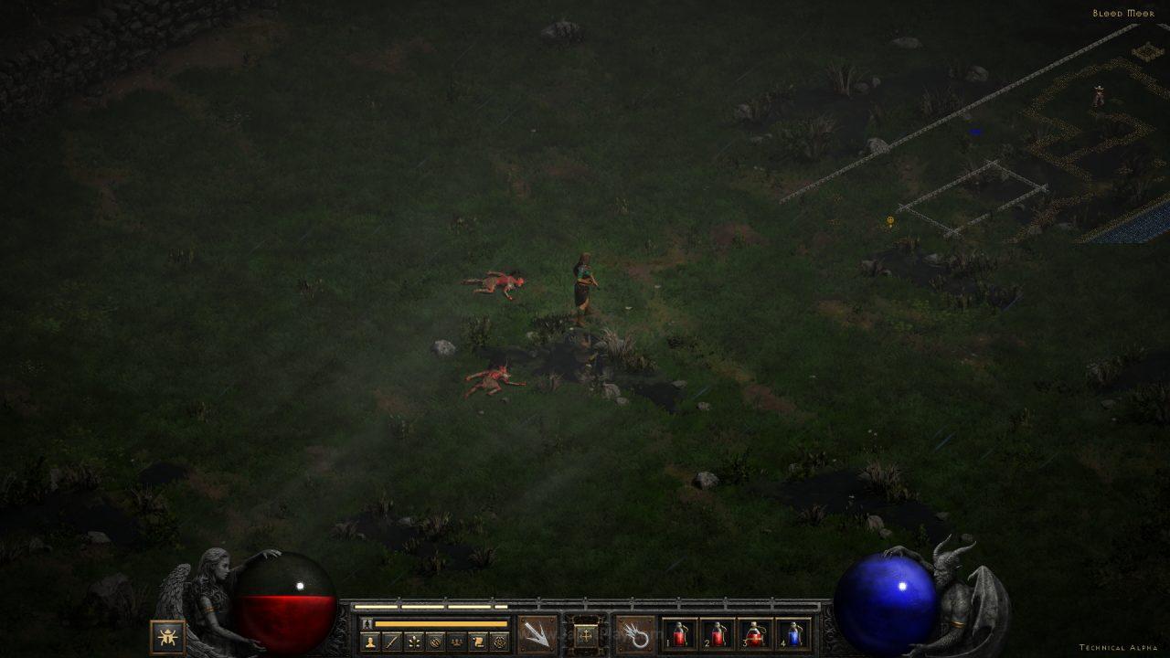 Diablo II Resurrected technical alpha jagatplay 14