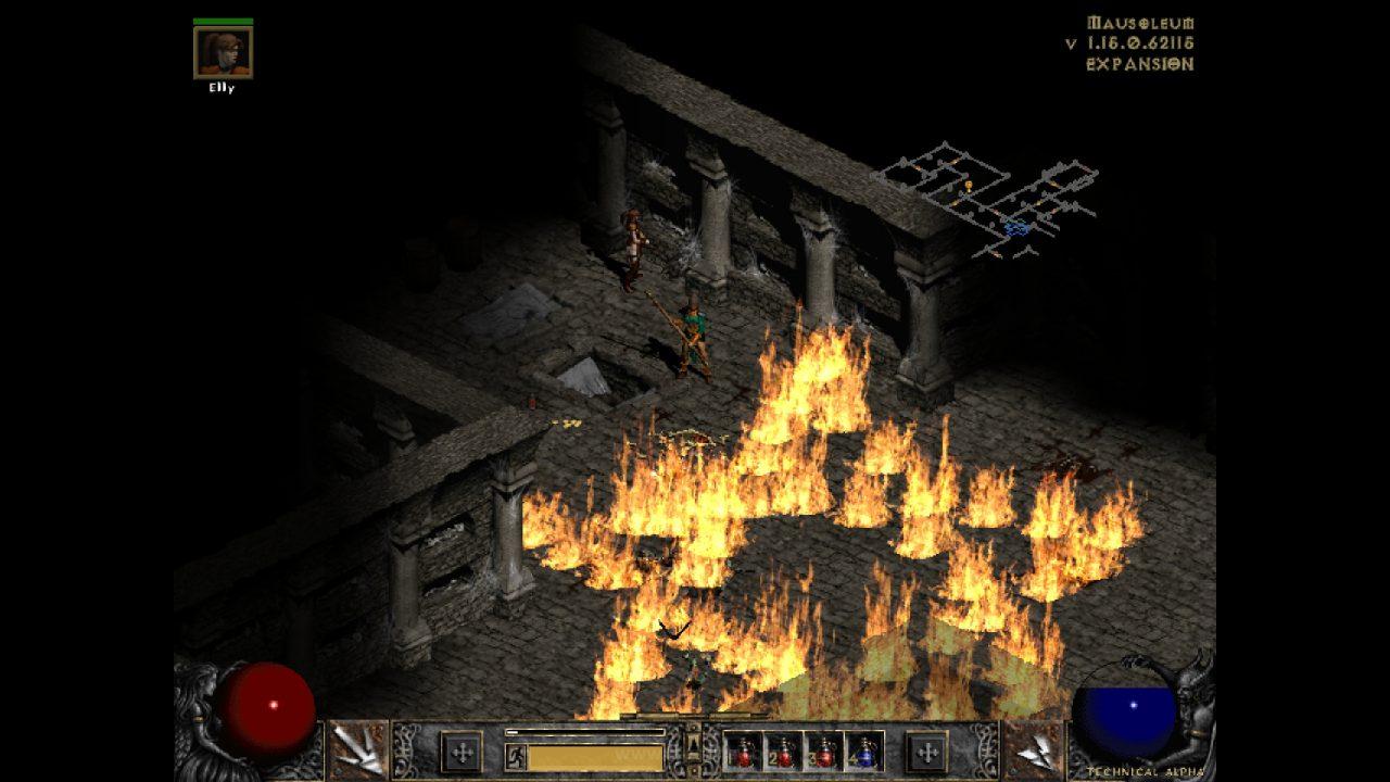 Diablo II Resurrected technical alpha jagatplay 35