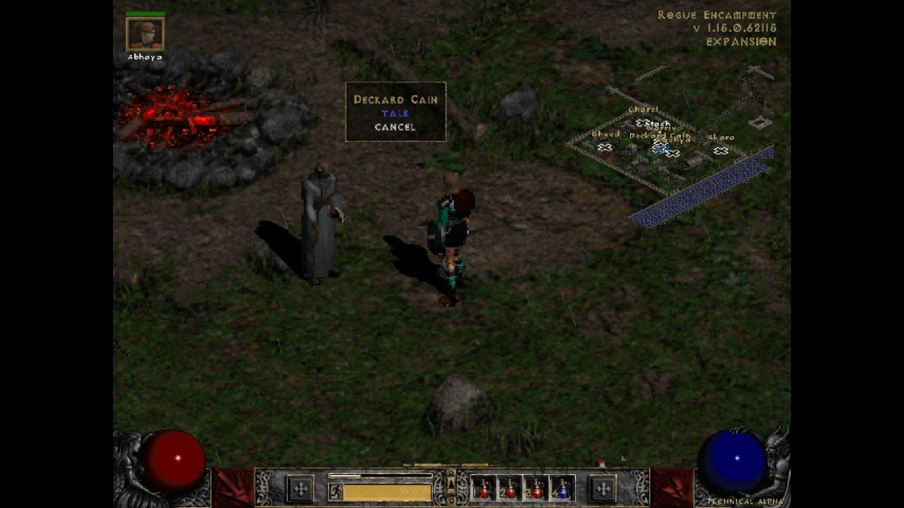 Diablo II Resurrected technical alpha jagatplay 56