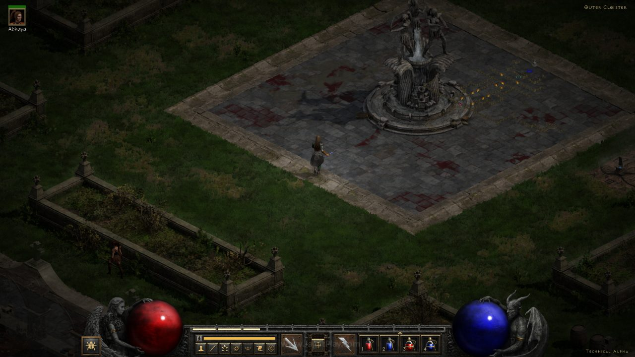 Diablo II Resurrected technical alpha jagatplay 65