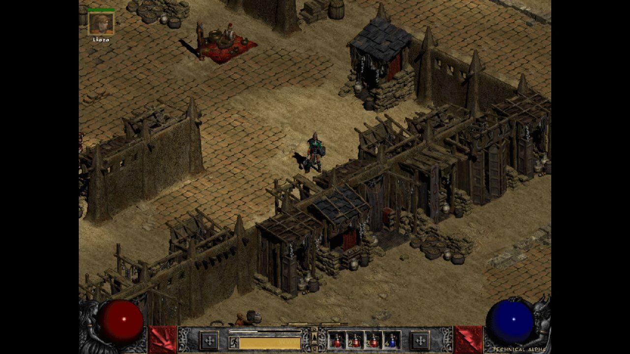 Diablo II Resurrected technical alpha jagatplay 83
