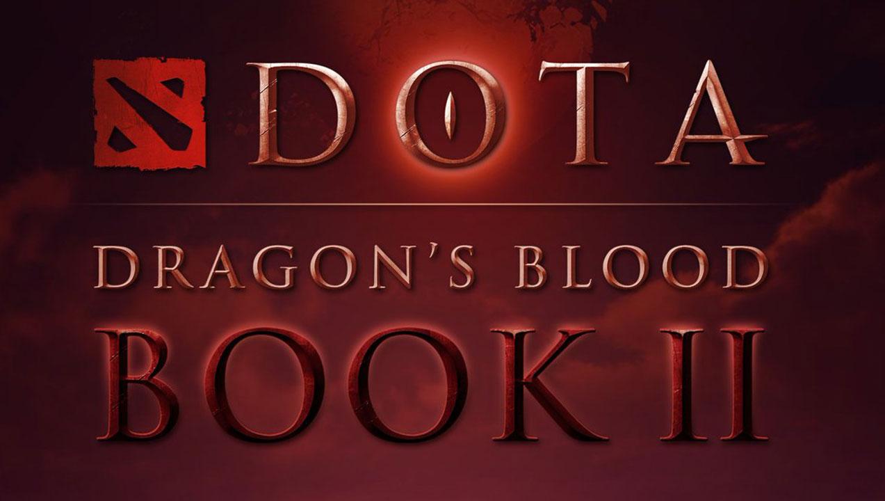 dota dragons blood book 2