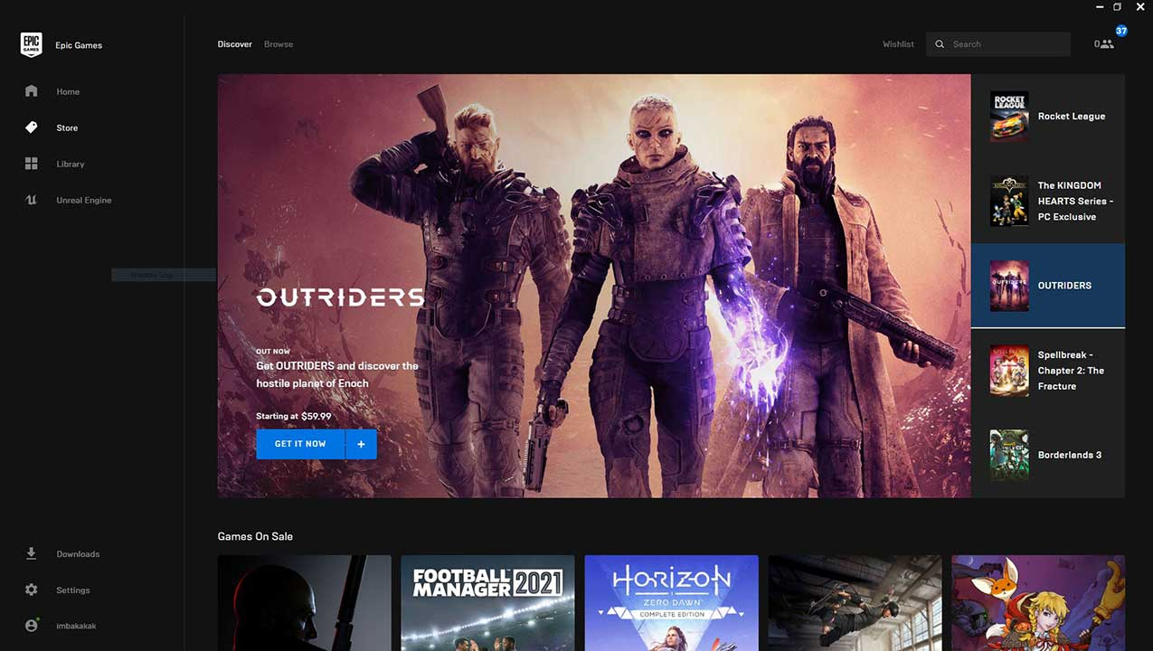 epic games store1