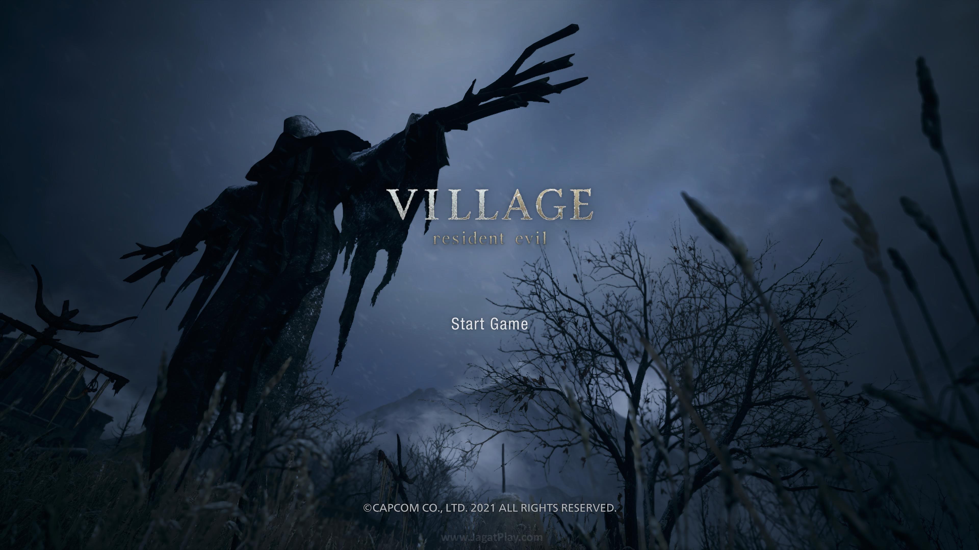 Resident Evil Village jagatplay part 1 1