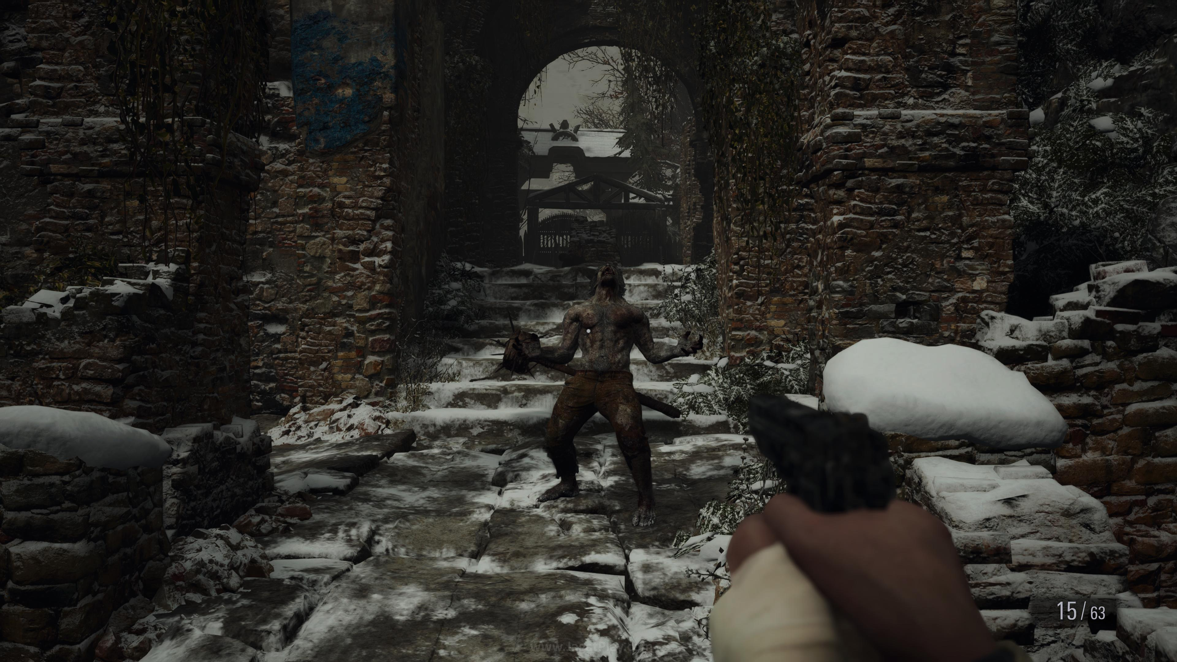 Resident Evil Village jagatplay part 1 101