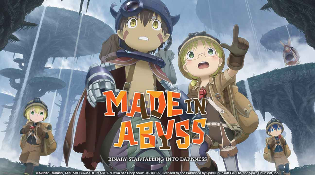 made in abyss game 1