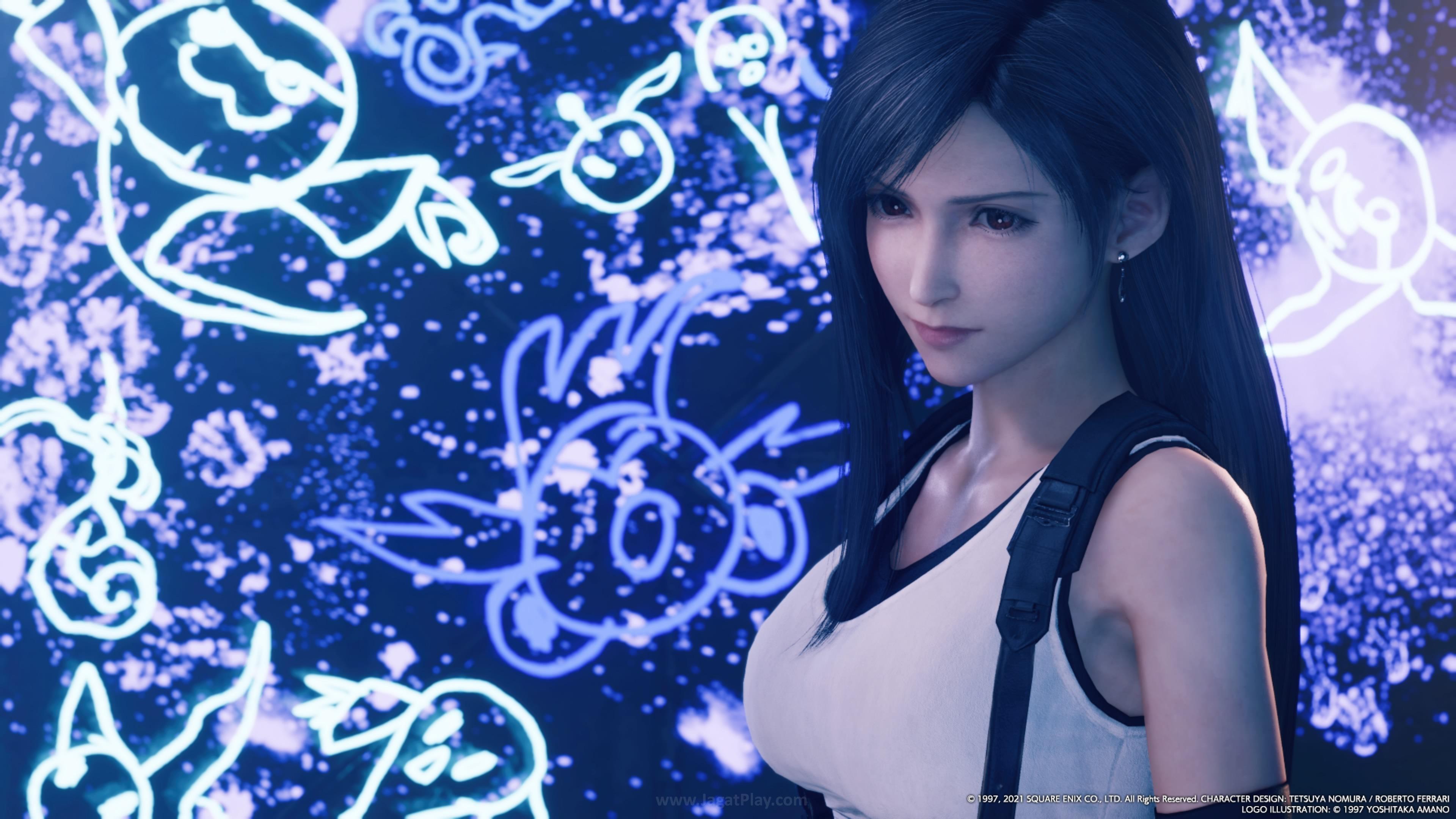Final Fantasy VII Remake Intergrade jagatplay 101