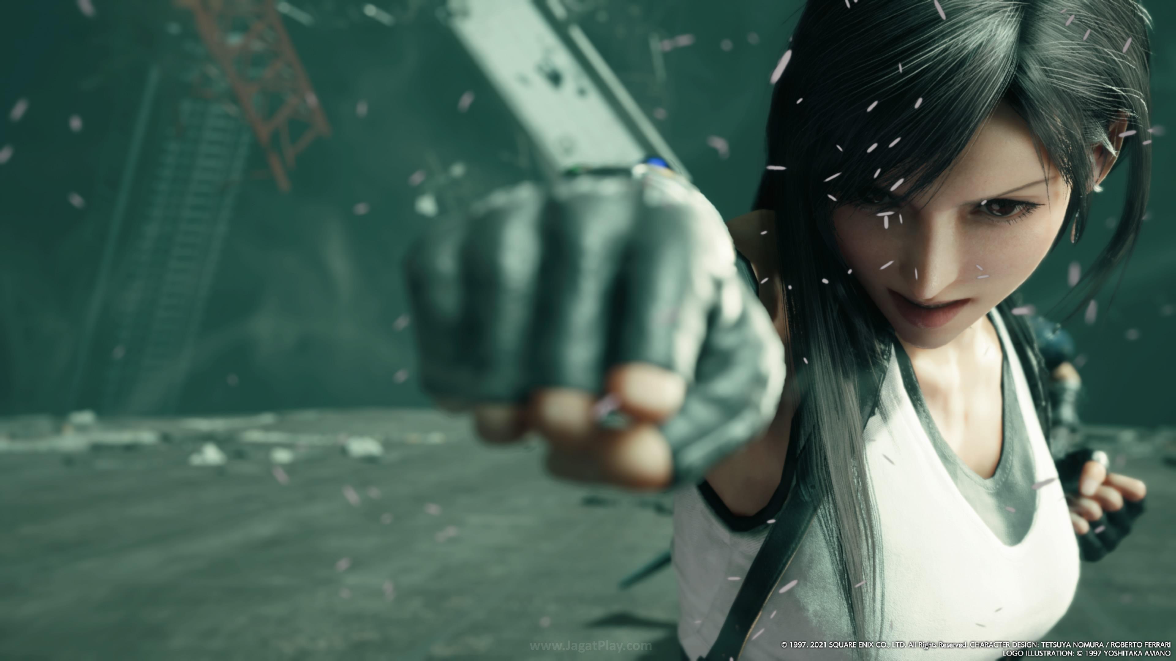 Final Fantasy VII Remake Intergrade jagatplay 46