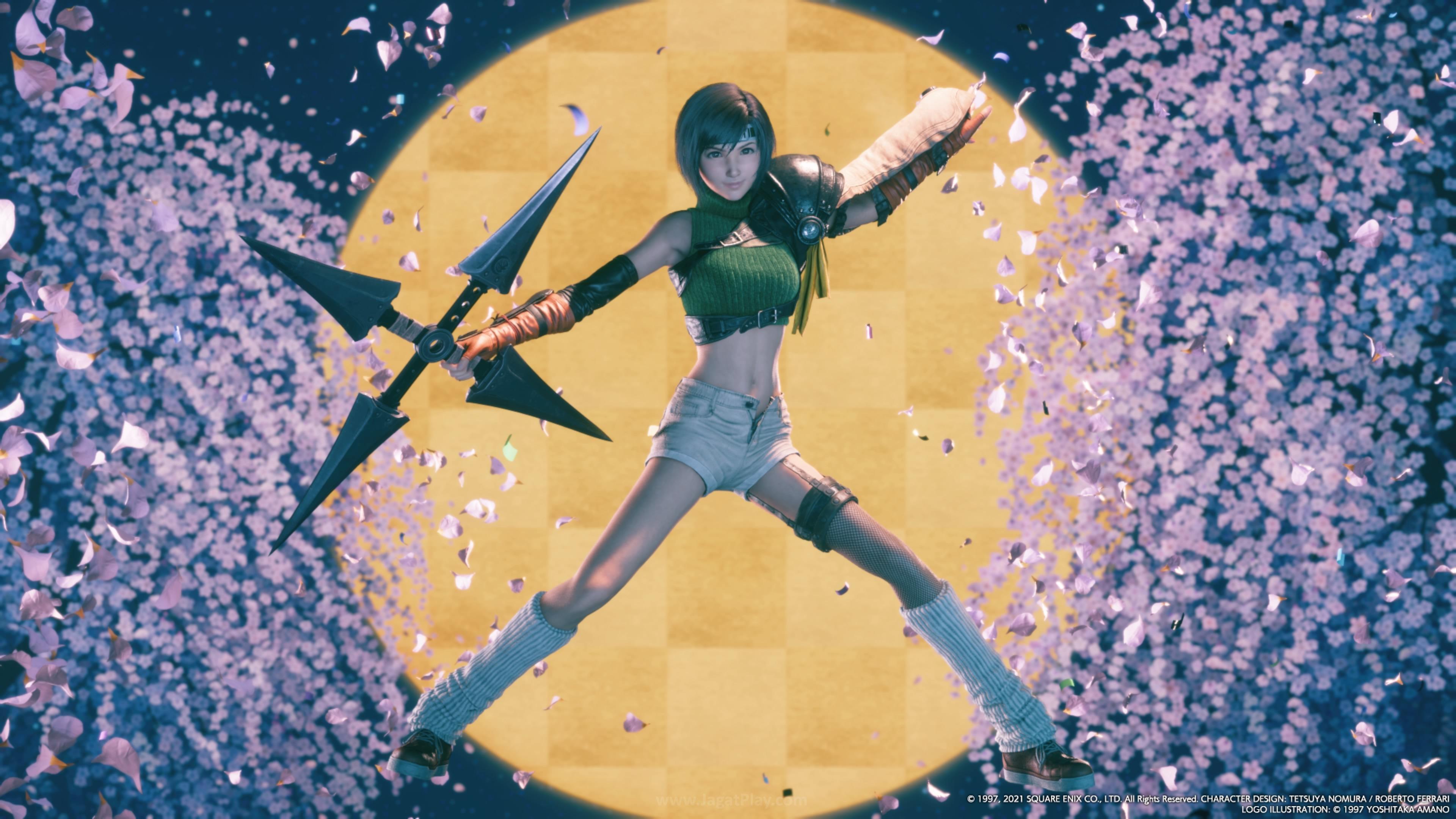Final Fantasy VII Remake Intergrade jagatplay 56