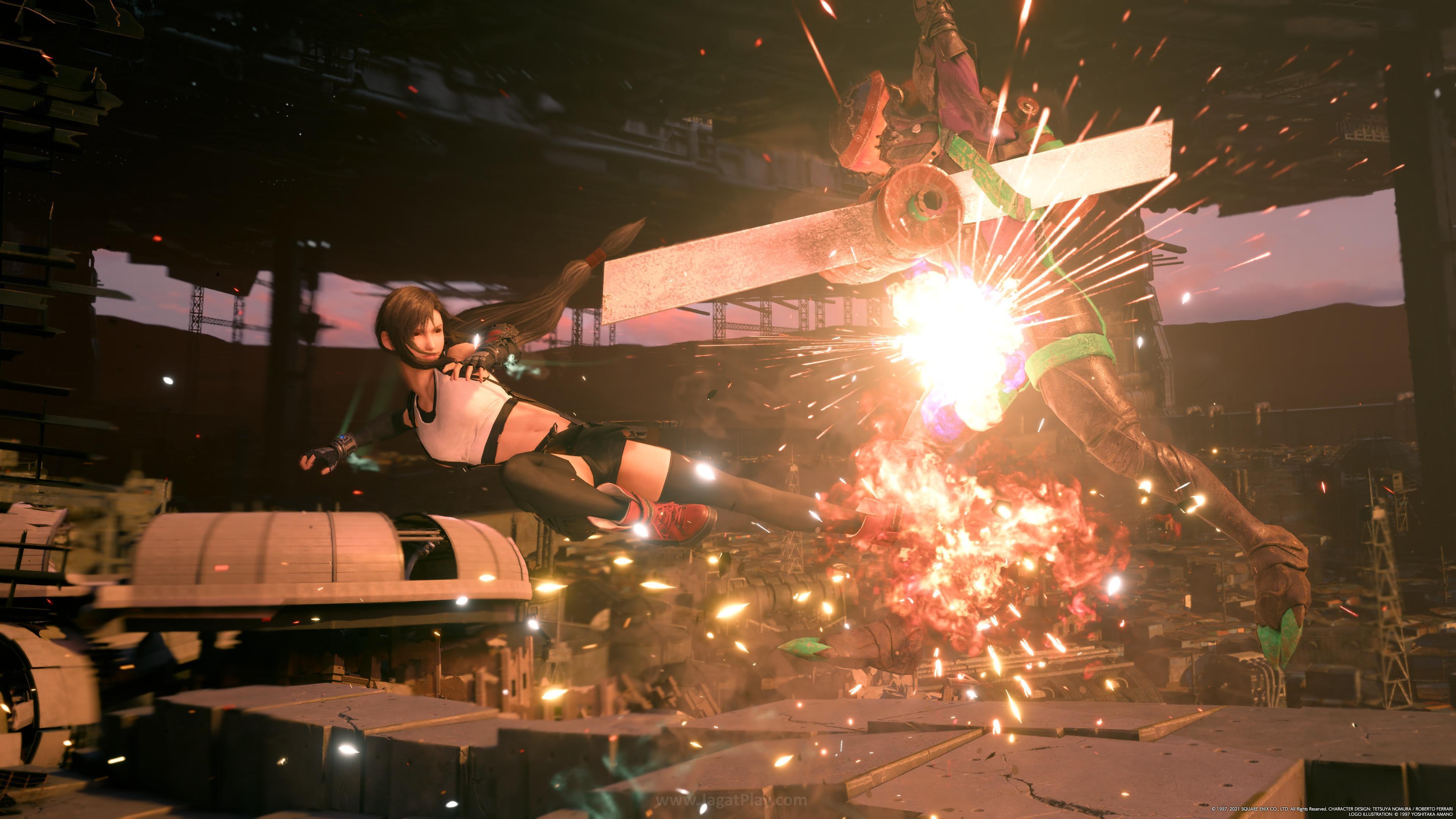 Final Fantasy VII Remake Intergrade jagatplay 7