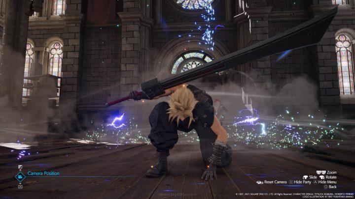 Final Fantasy VII Remake Intergrade jagatplay 99