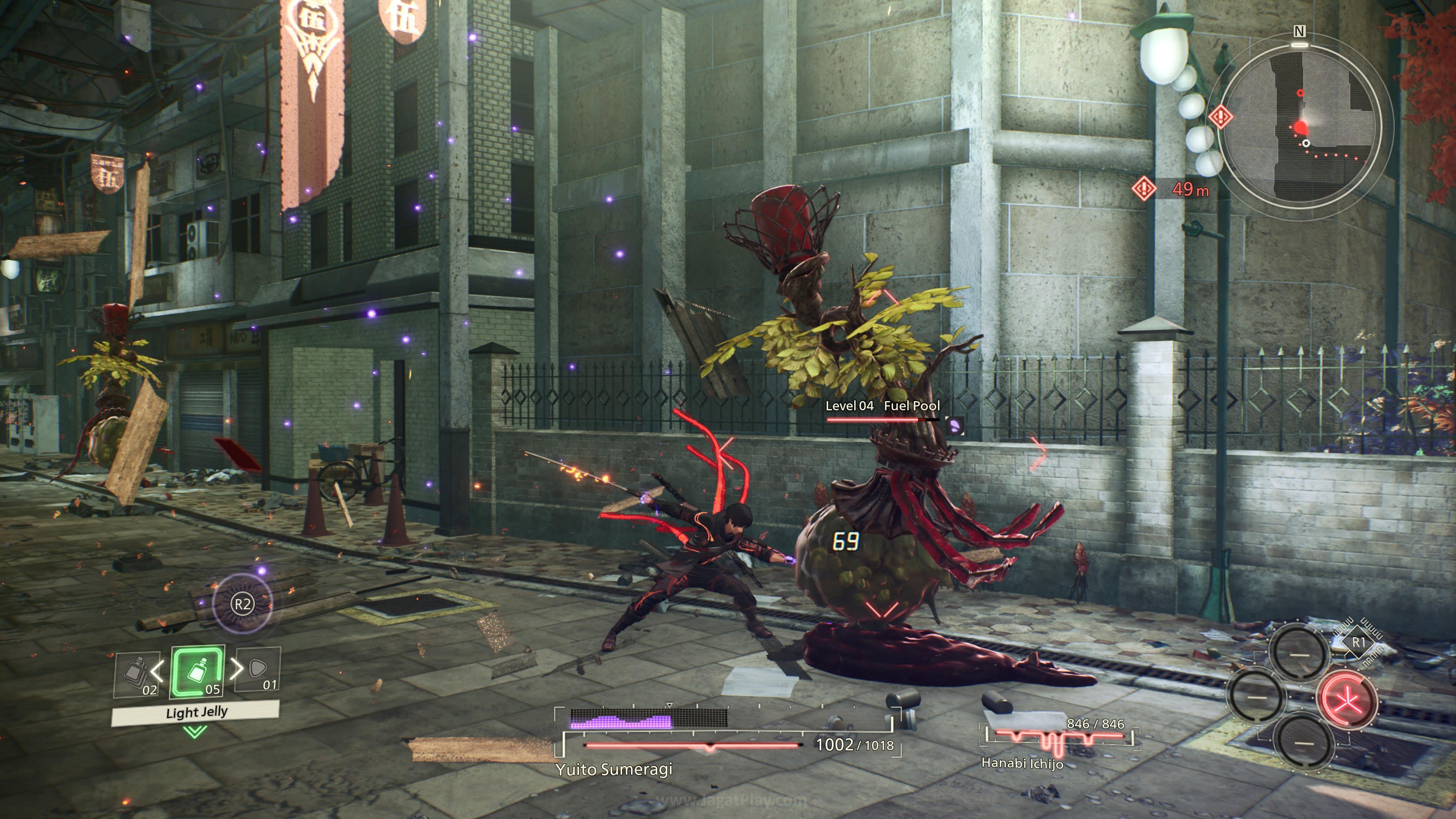 Scarlet Nexus jagatplay part 1 32