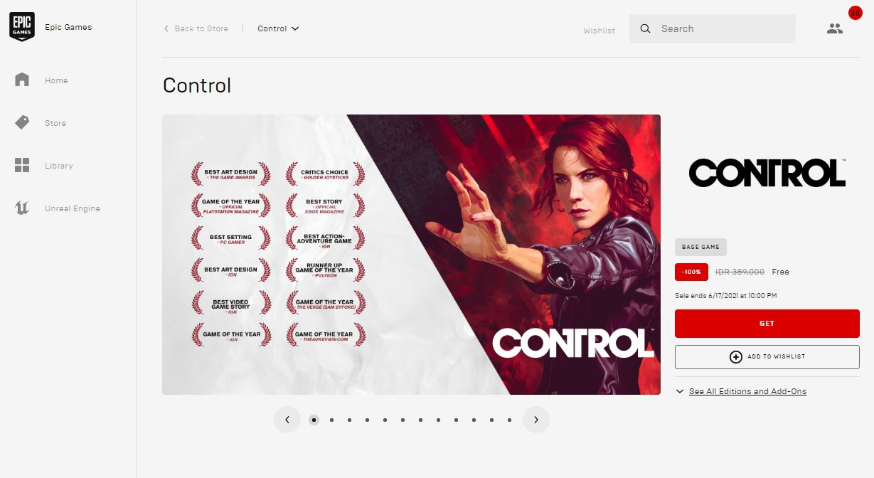 control free egs