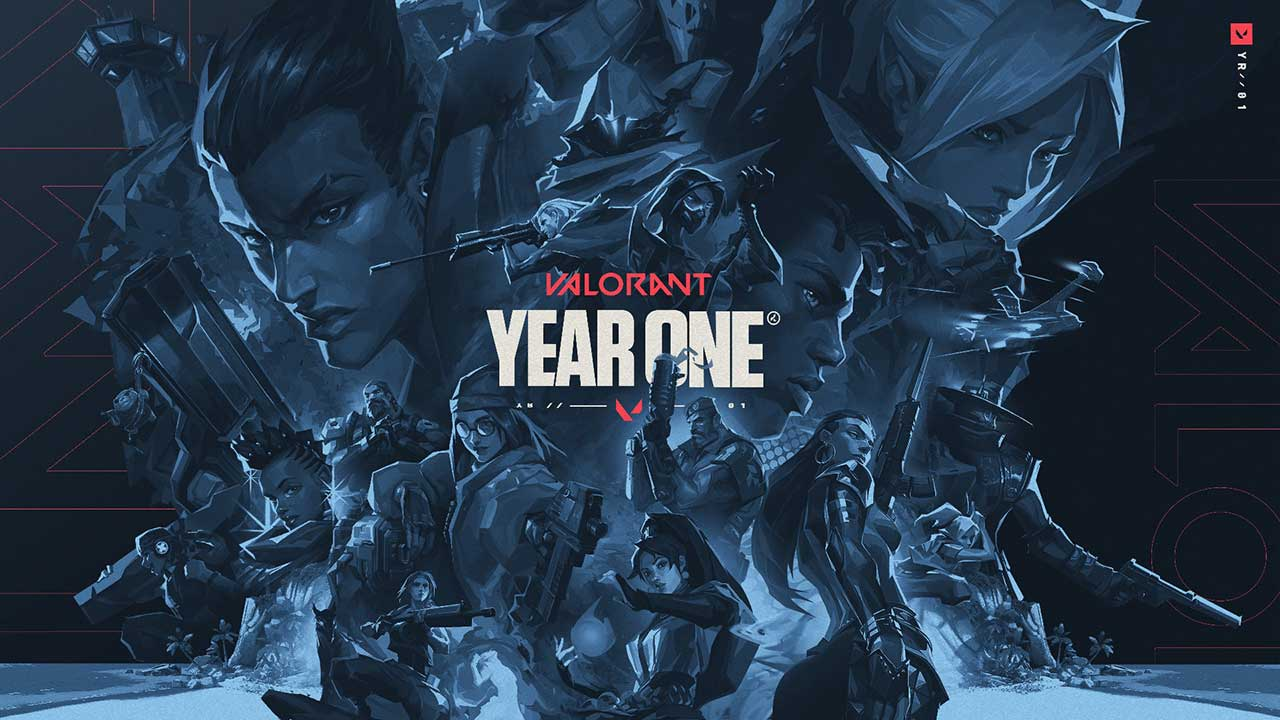 valorant 1 year