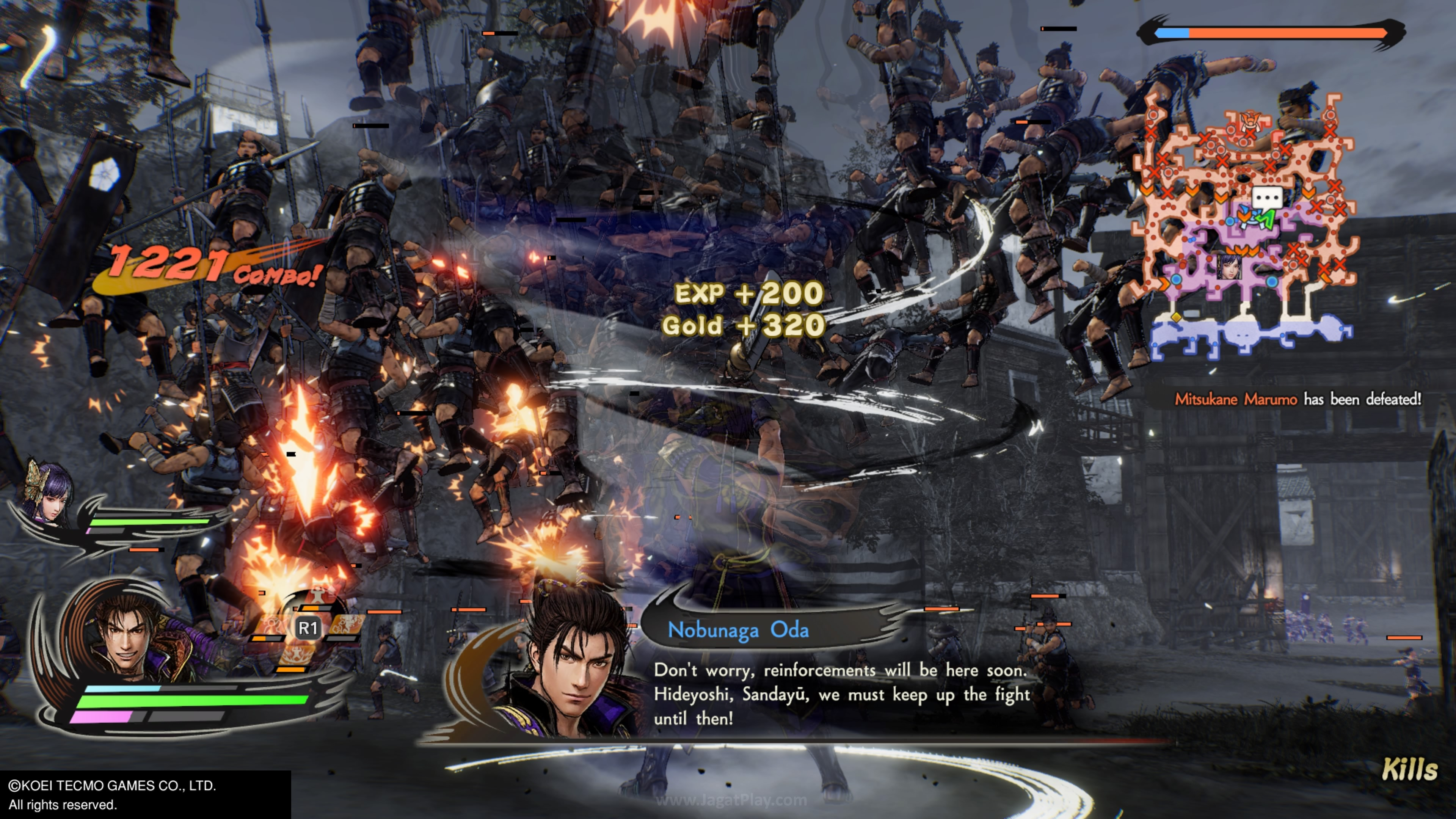 Samurai Warriors 5 jagatplay 52 1