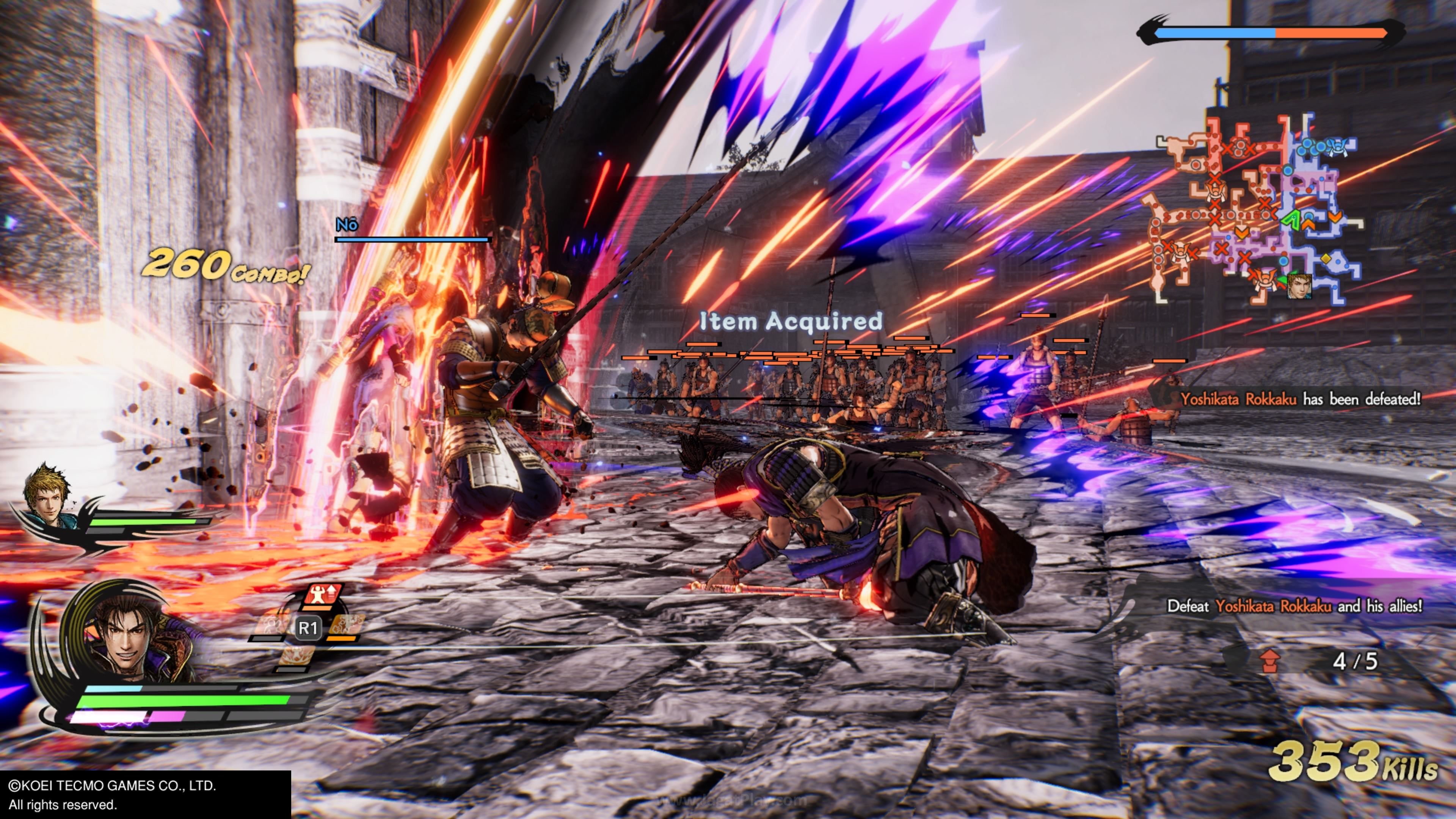 Samurai Warriors 5 jagatplay 69
