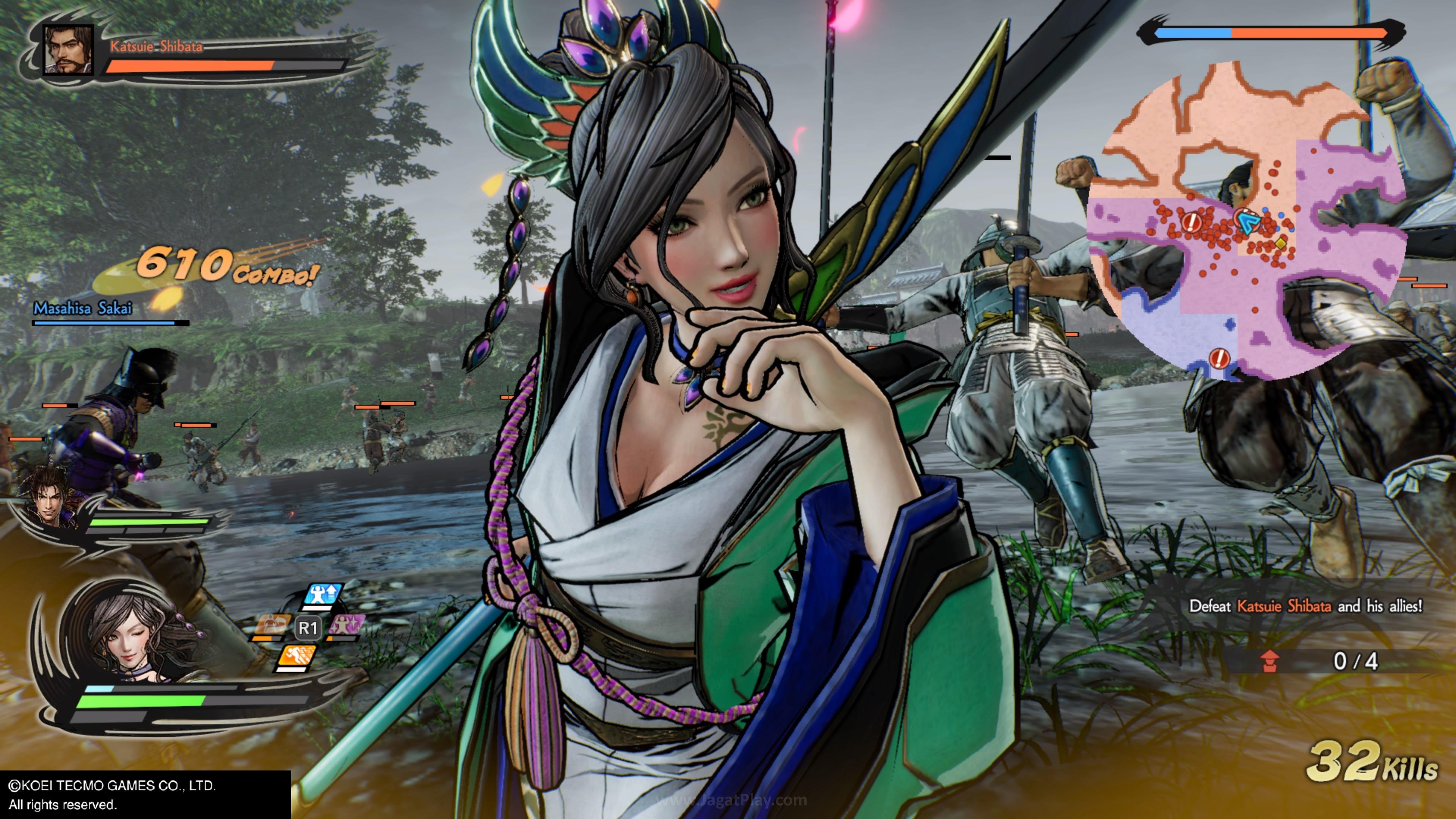 Samurai Warriors 5 jagatplay 73