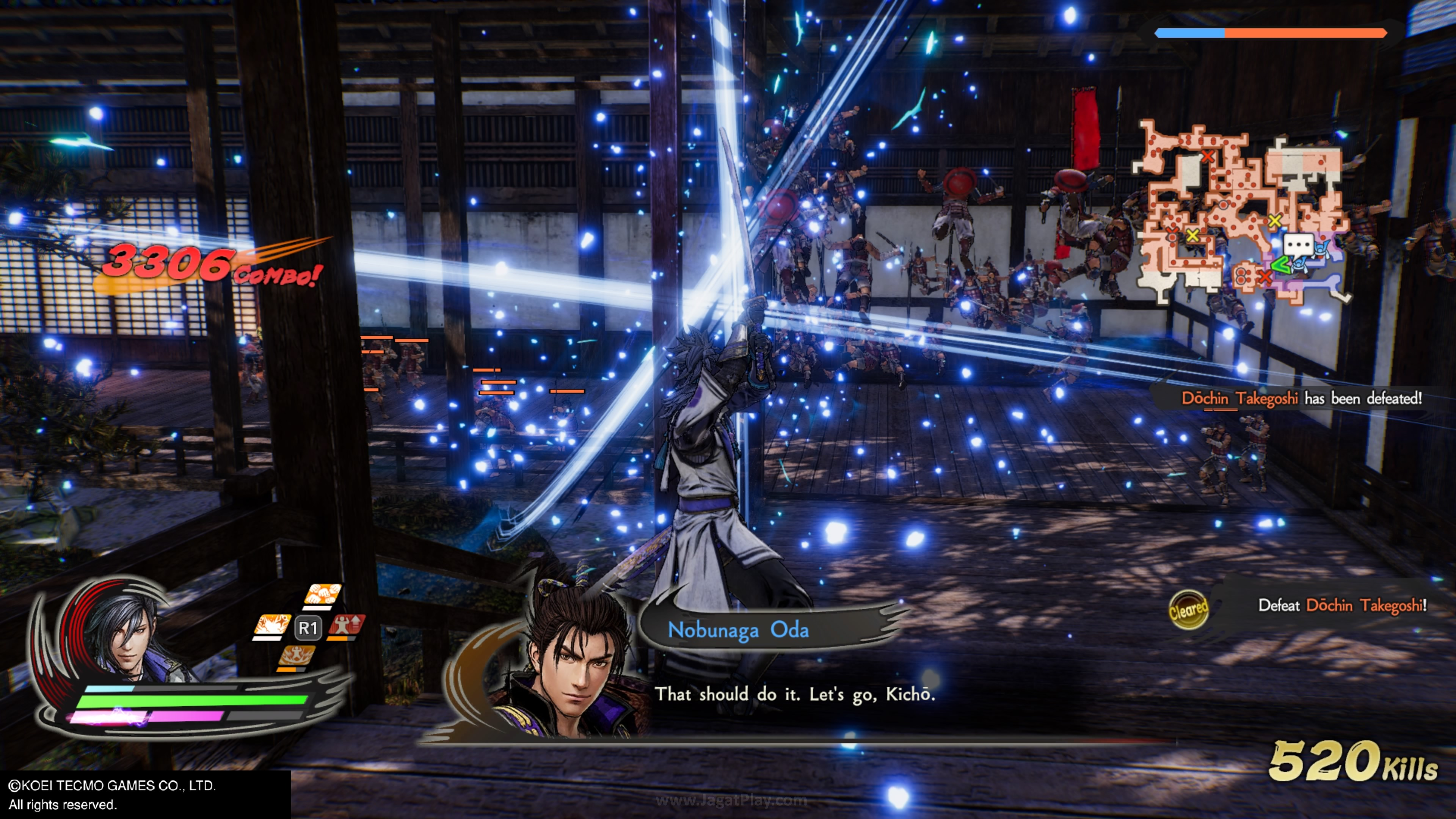Samurai Warriors 5 jagatplay 89 1