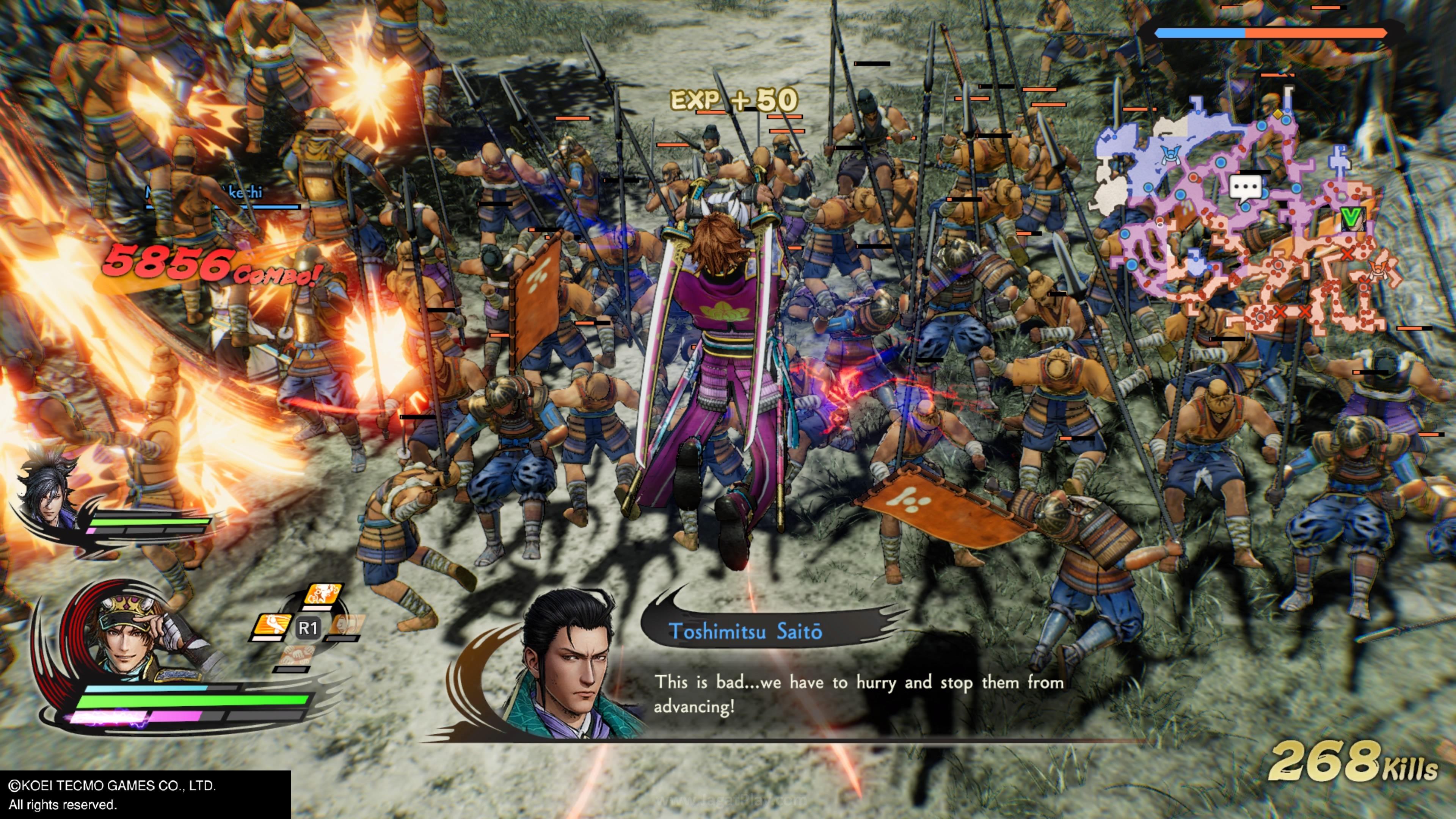 Samurai Warriors 5 jagatplay 92