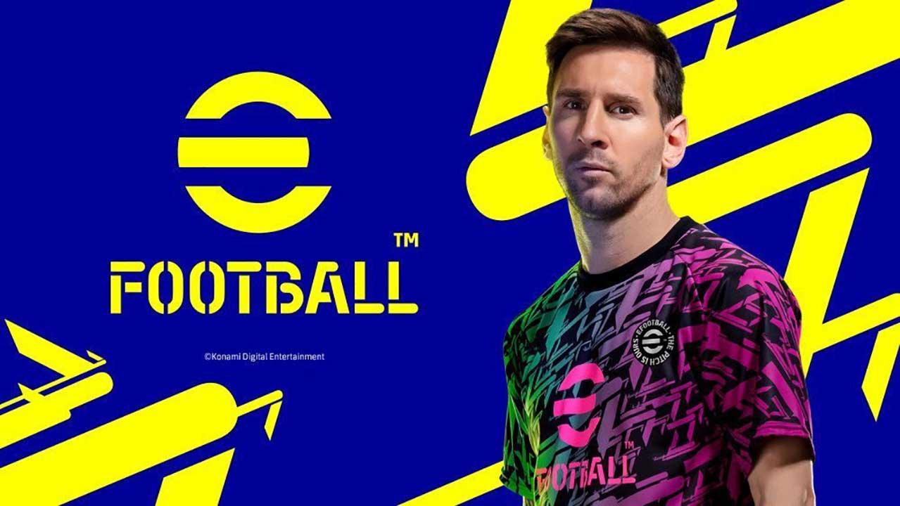e football
