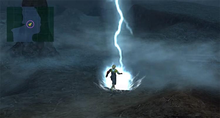 ff x thunder plais