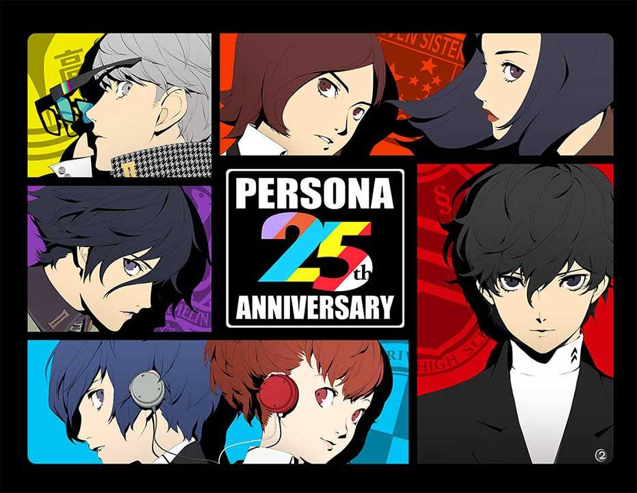persona 25th