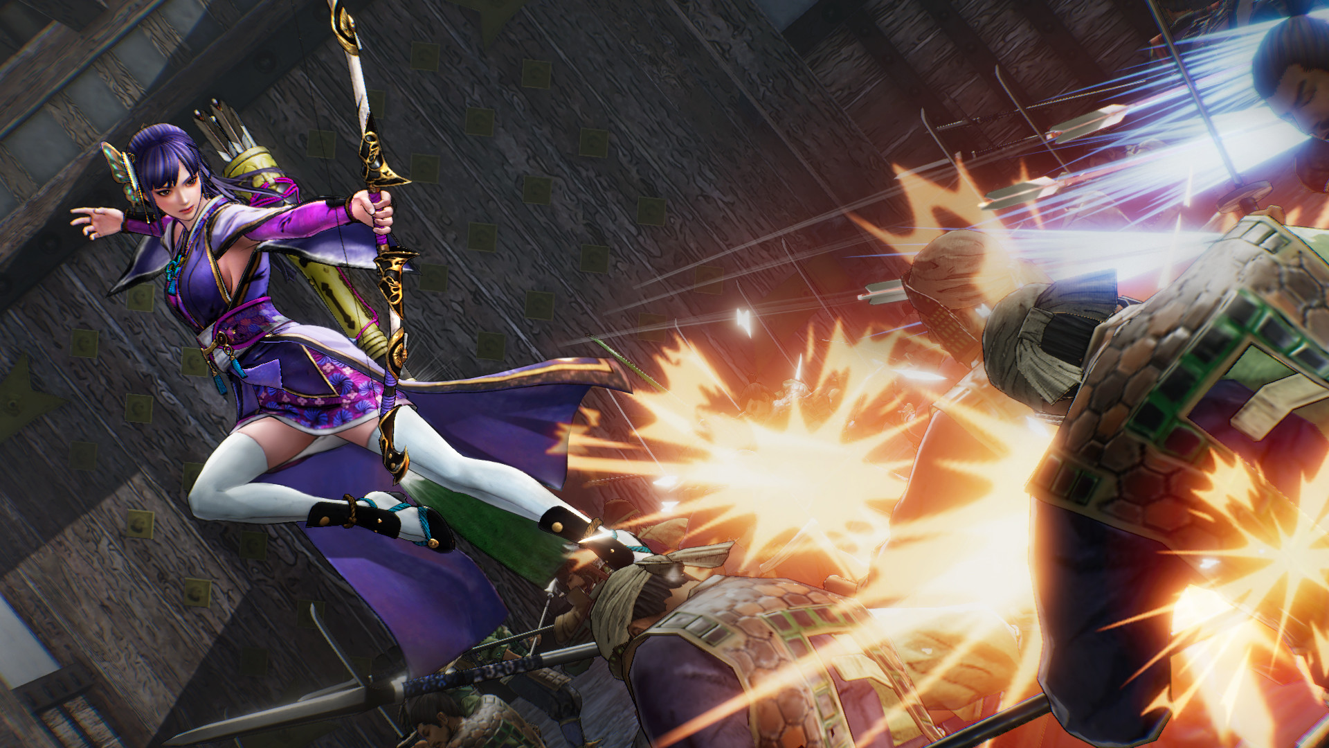 Spesifikasi PC Samurai Warriors 5