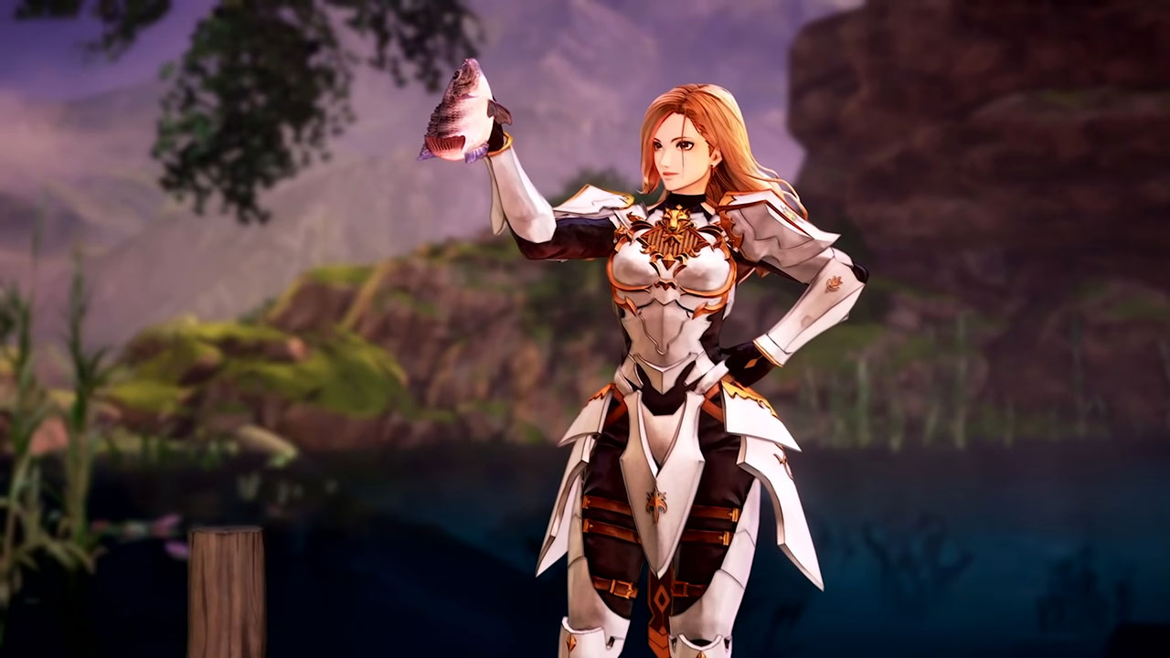 tales of arise fishing
