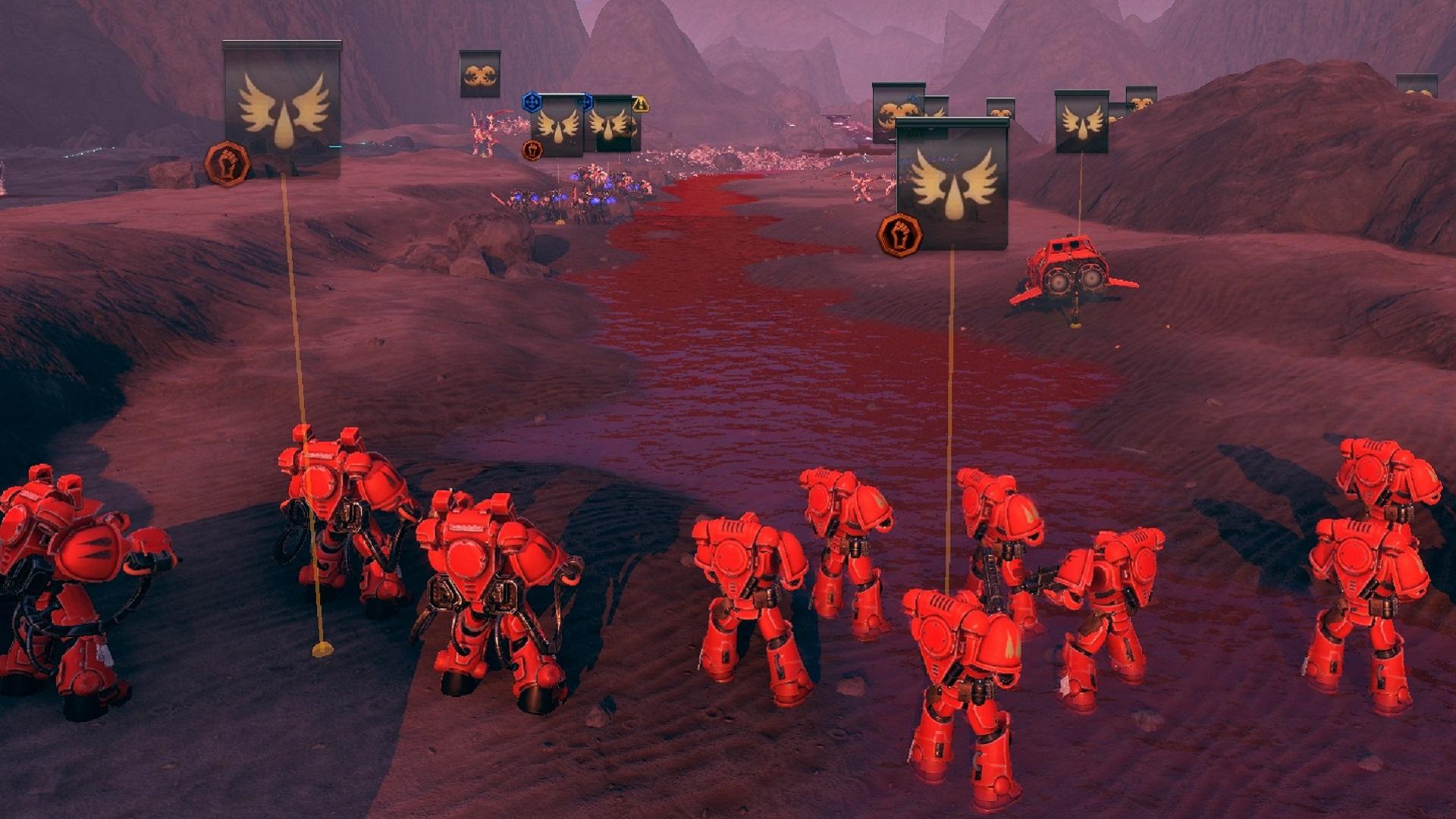 warhammer 40k battlesector