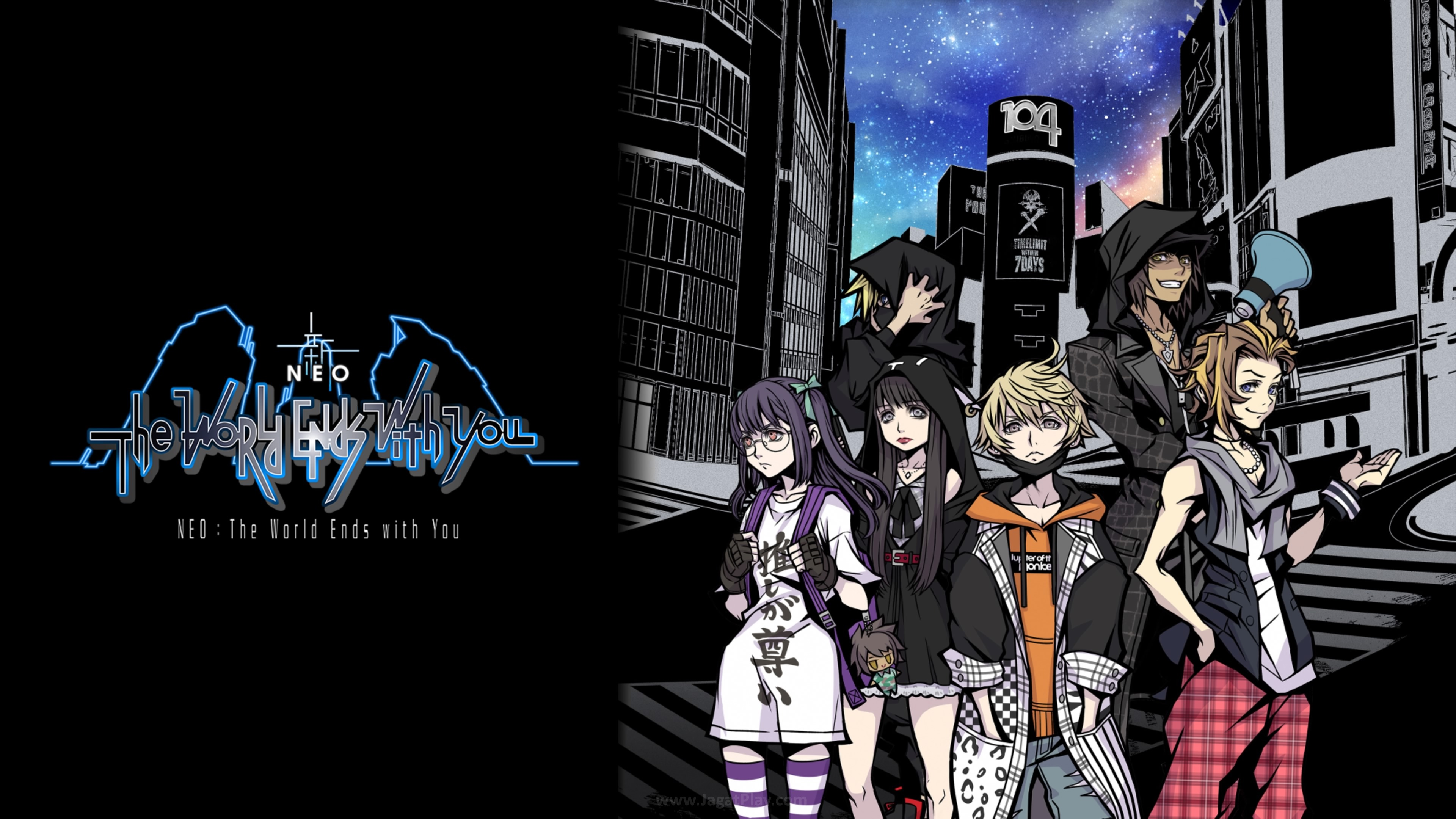 NEO The World Ends with You jagatplay part 1 1 1