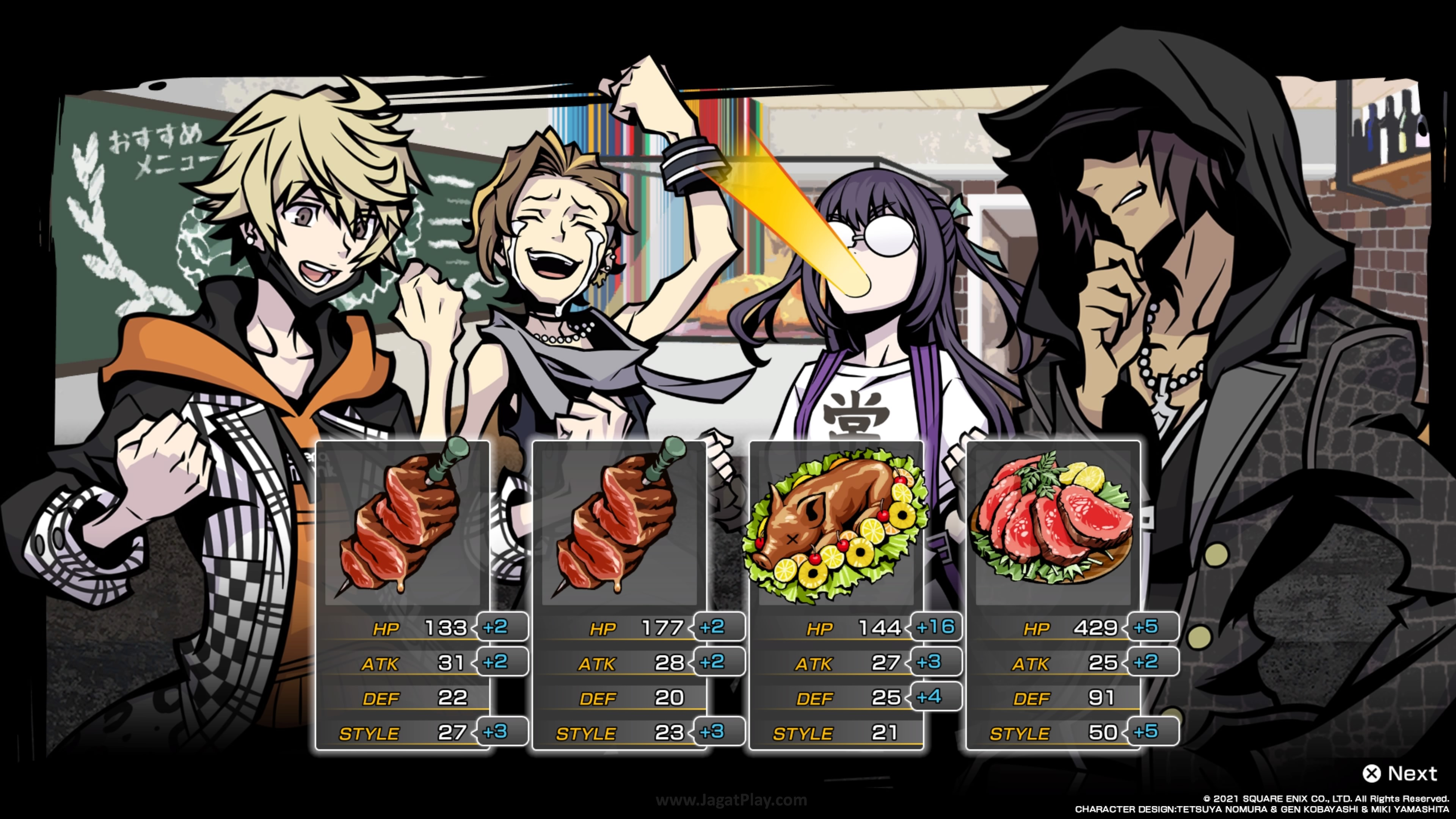 NEO The World Ends with You jagatplay part 1 47