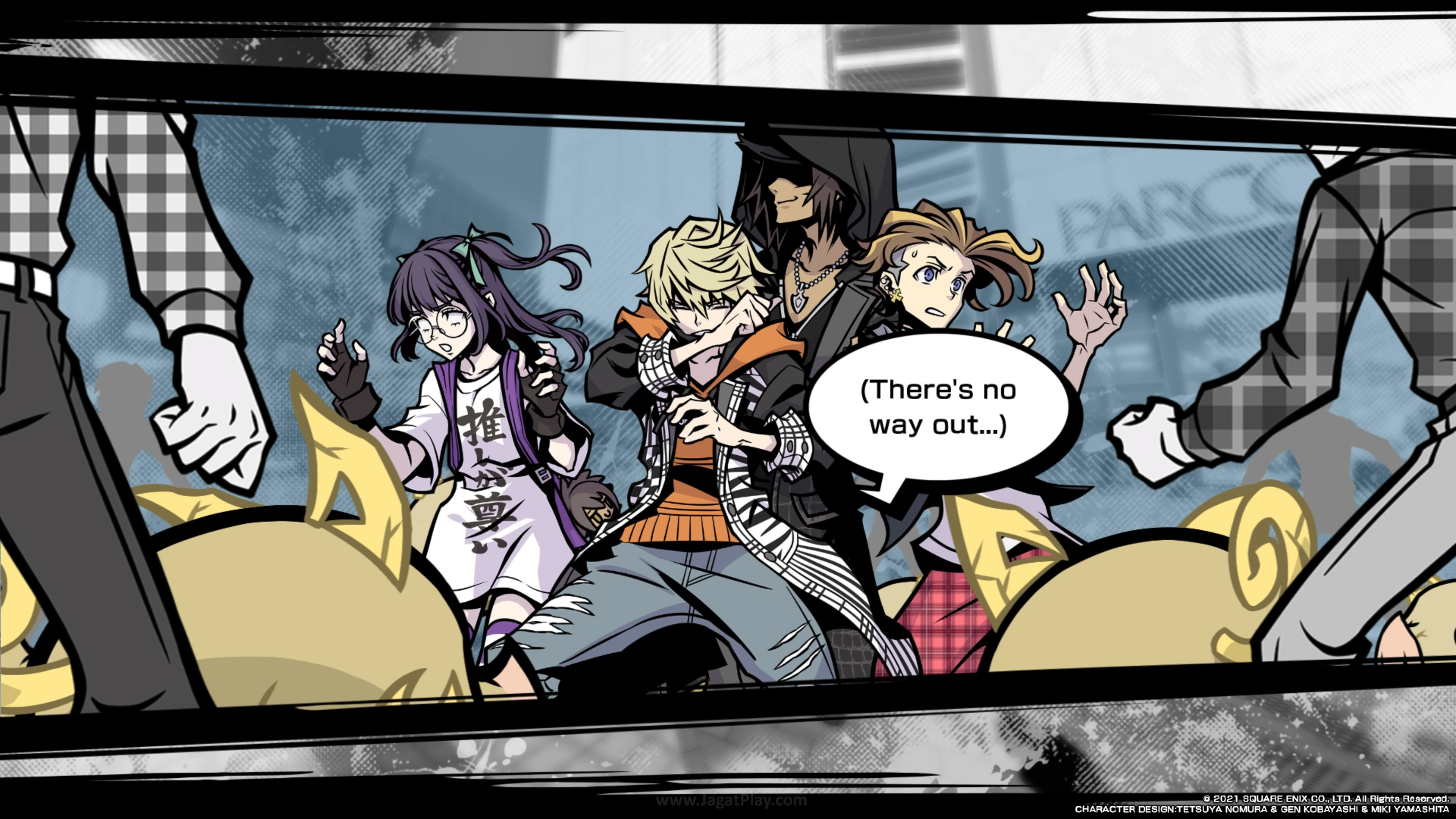 NEO The World Ends with You jagatplay part 1 65