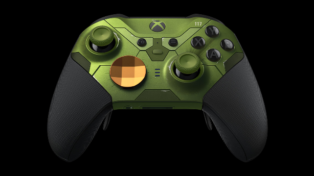Screenshot 2021 08 26 at 18 31 32 Xbox Elite Wireless Controller Series 2 – Halo Infinite Limited Edition