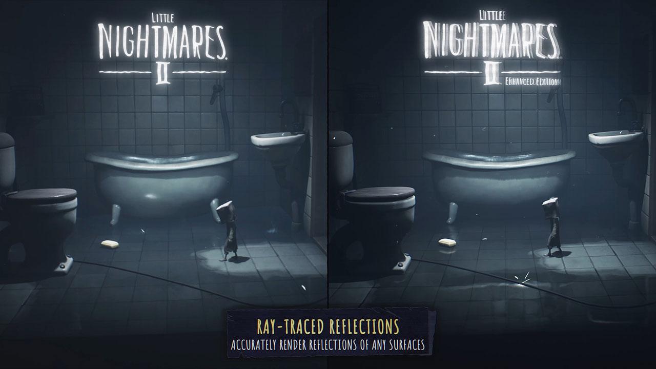 little nightmares II enhanced edition