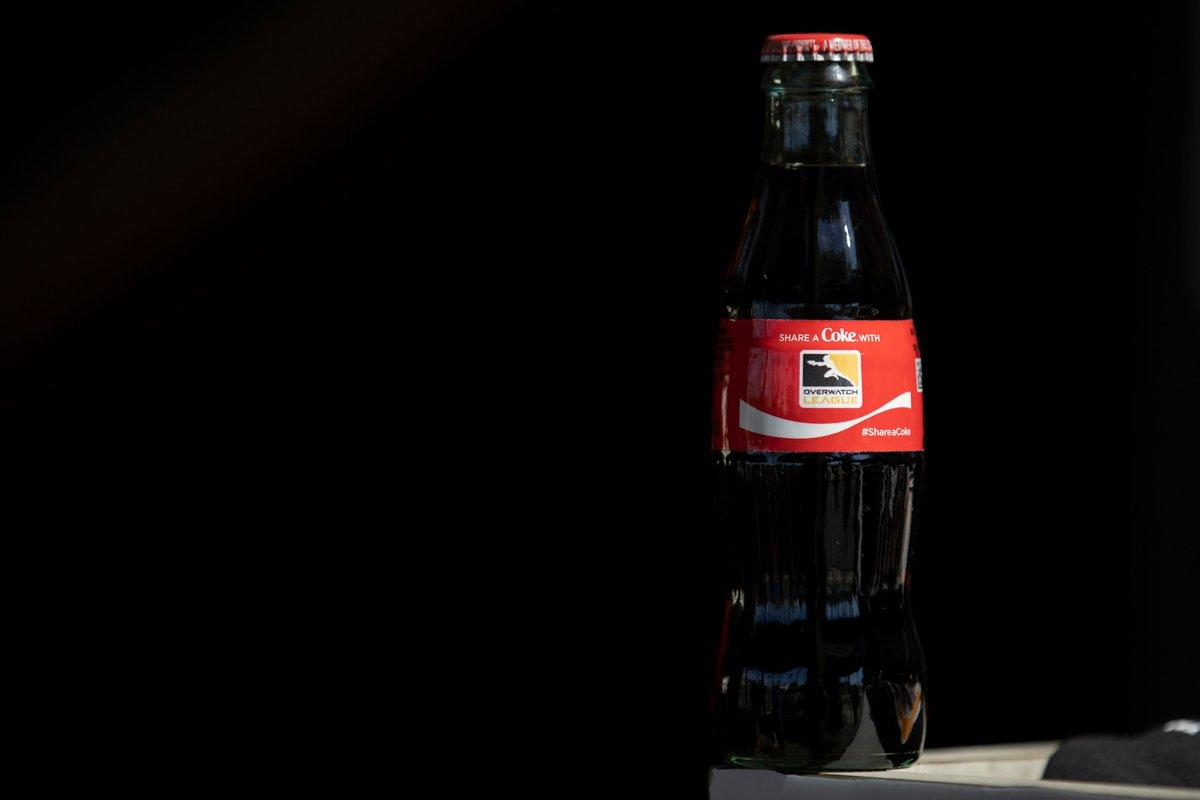 overwatch coca cola