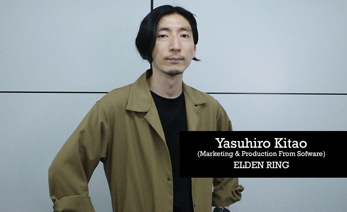 yasuhiro kitao elden ring interview