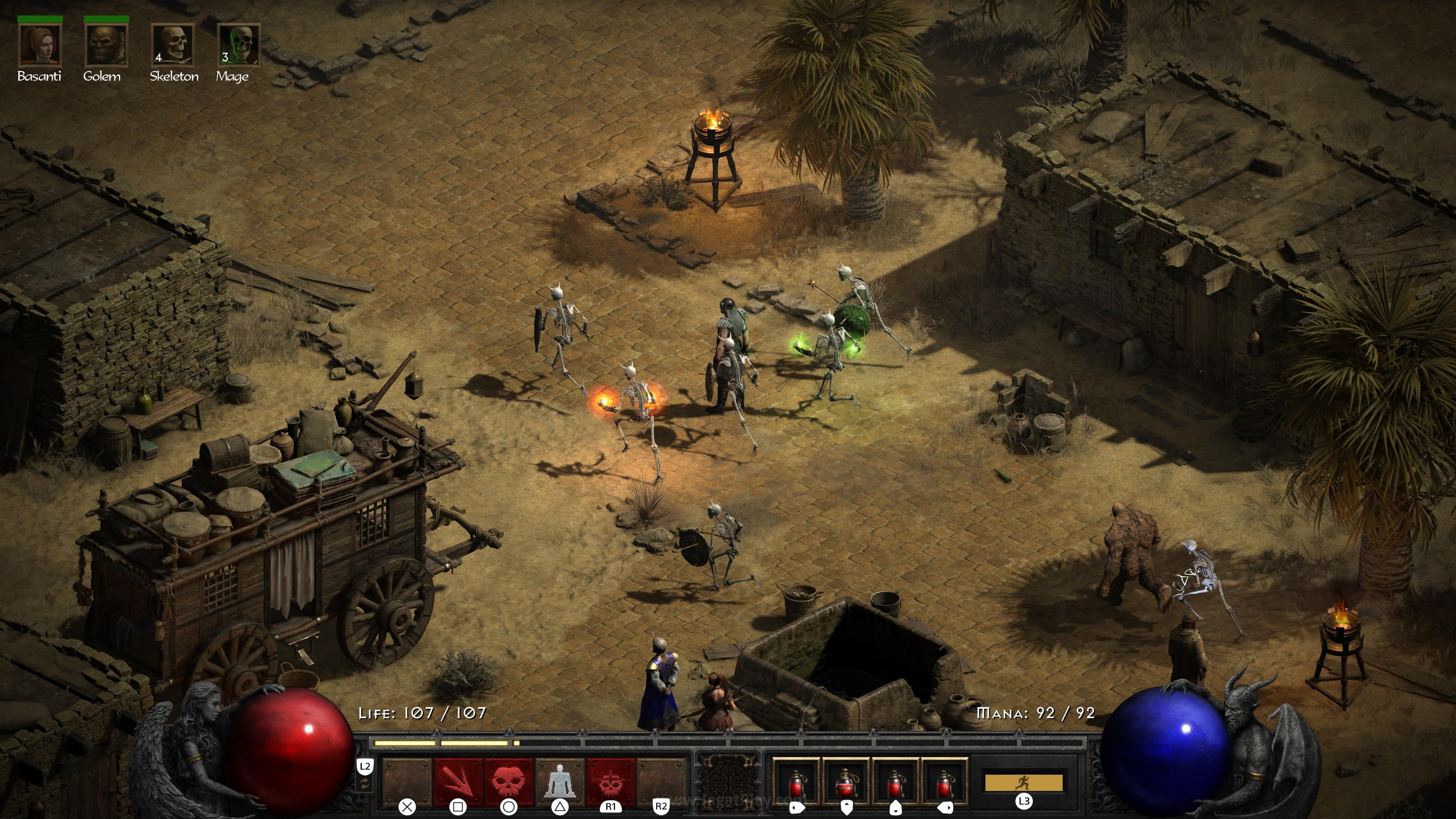 Diablo II Resurrected jagatplay 55