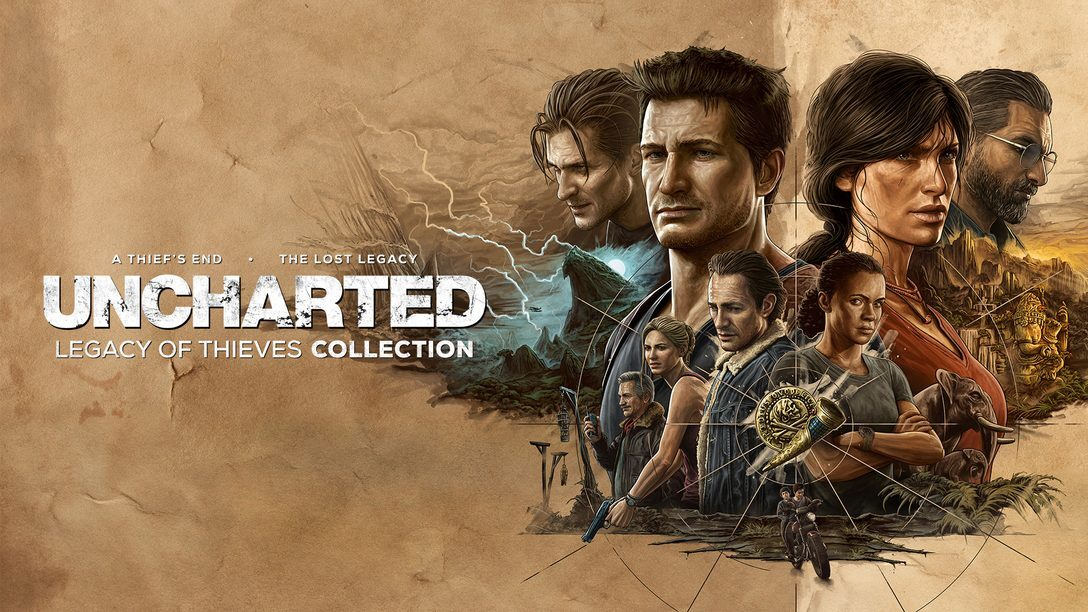 uncharted remaster pc