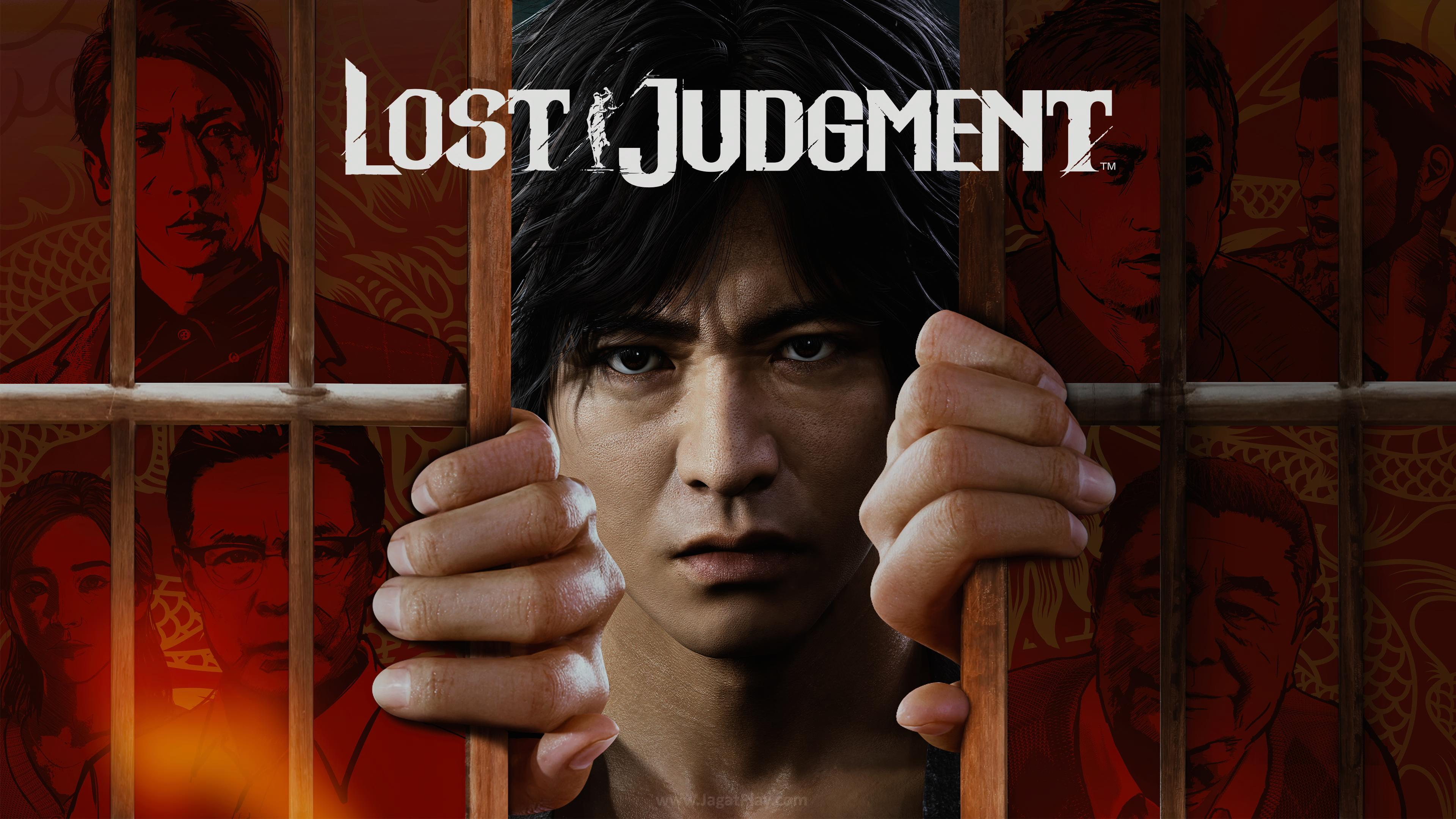 Lost Judgment jagatplay 1